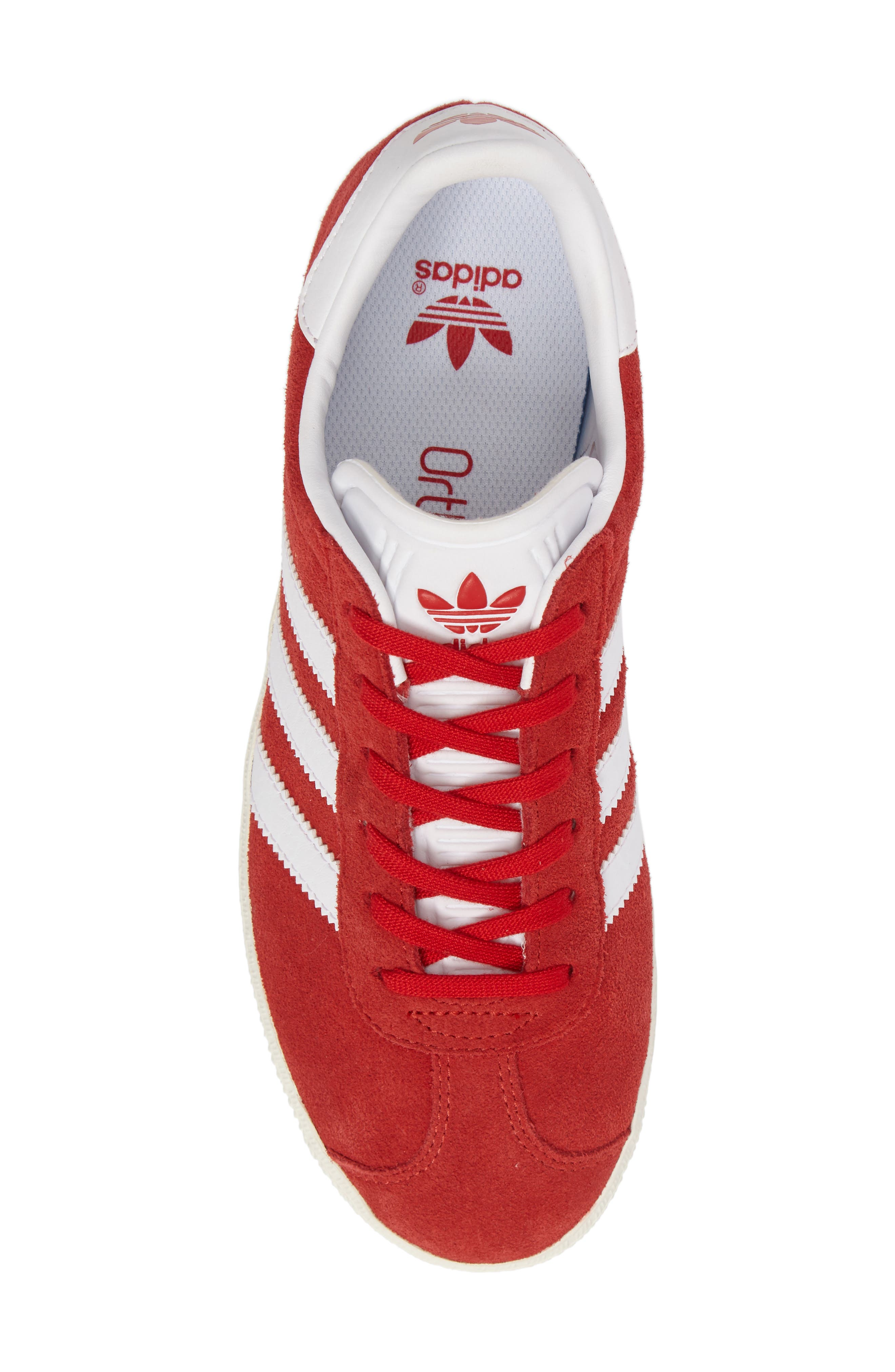 Alternate Image 5  - adidas Gazelle Sneaker (Big Kid)