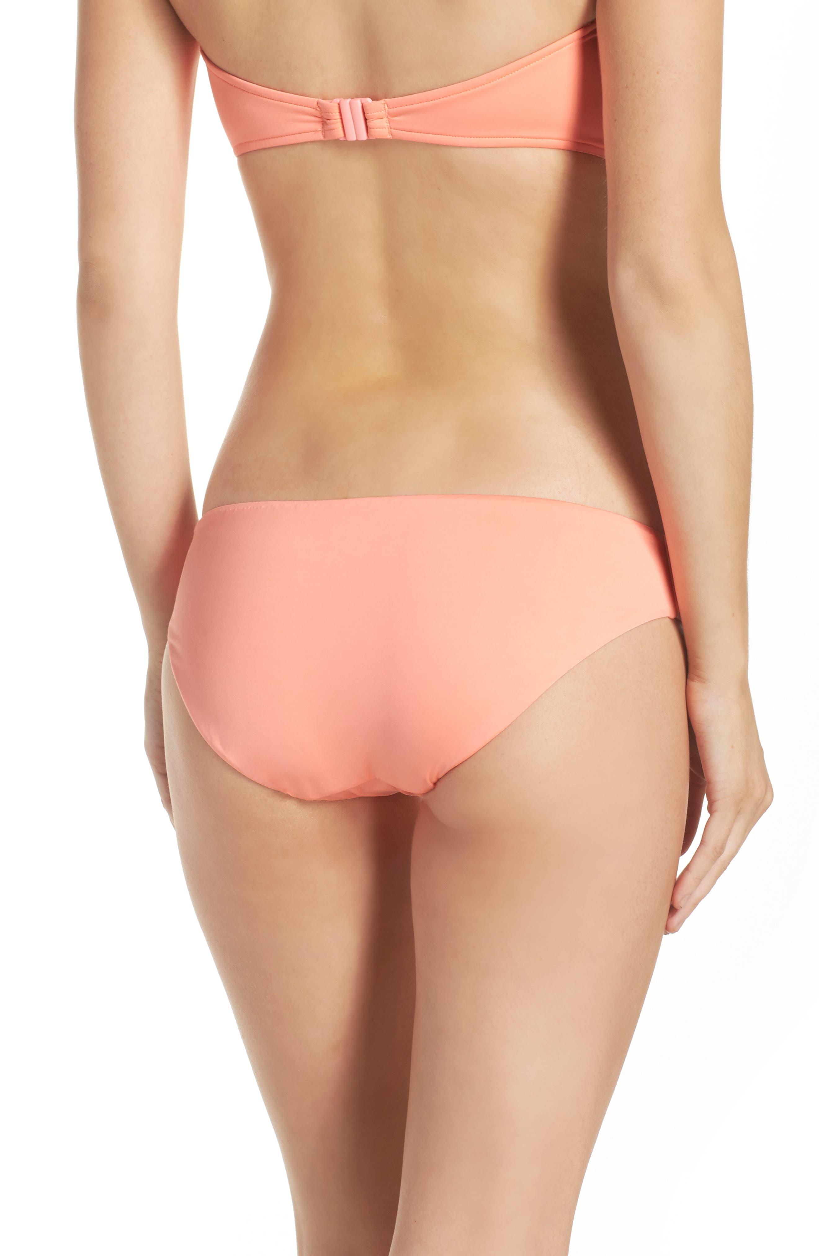 Alternate Image 2  - Seafolly Beach Squad Hipster Bikini Bottoms