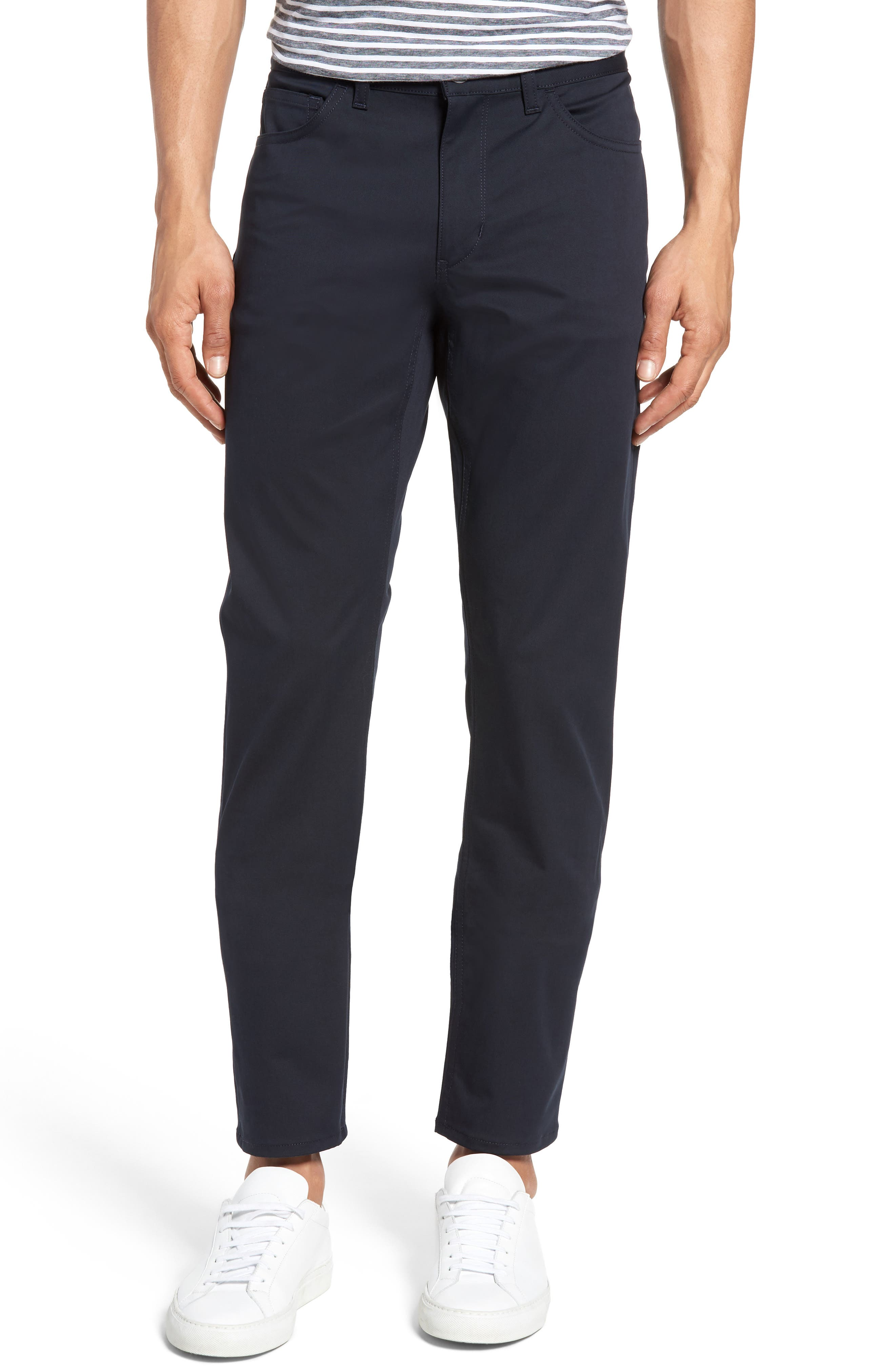 Theory Haydin Writer Straight Leg Pants