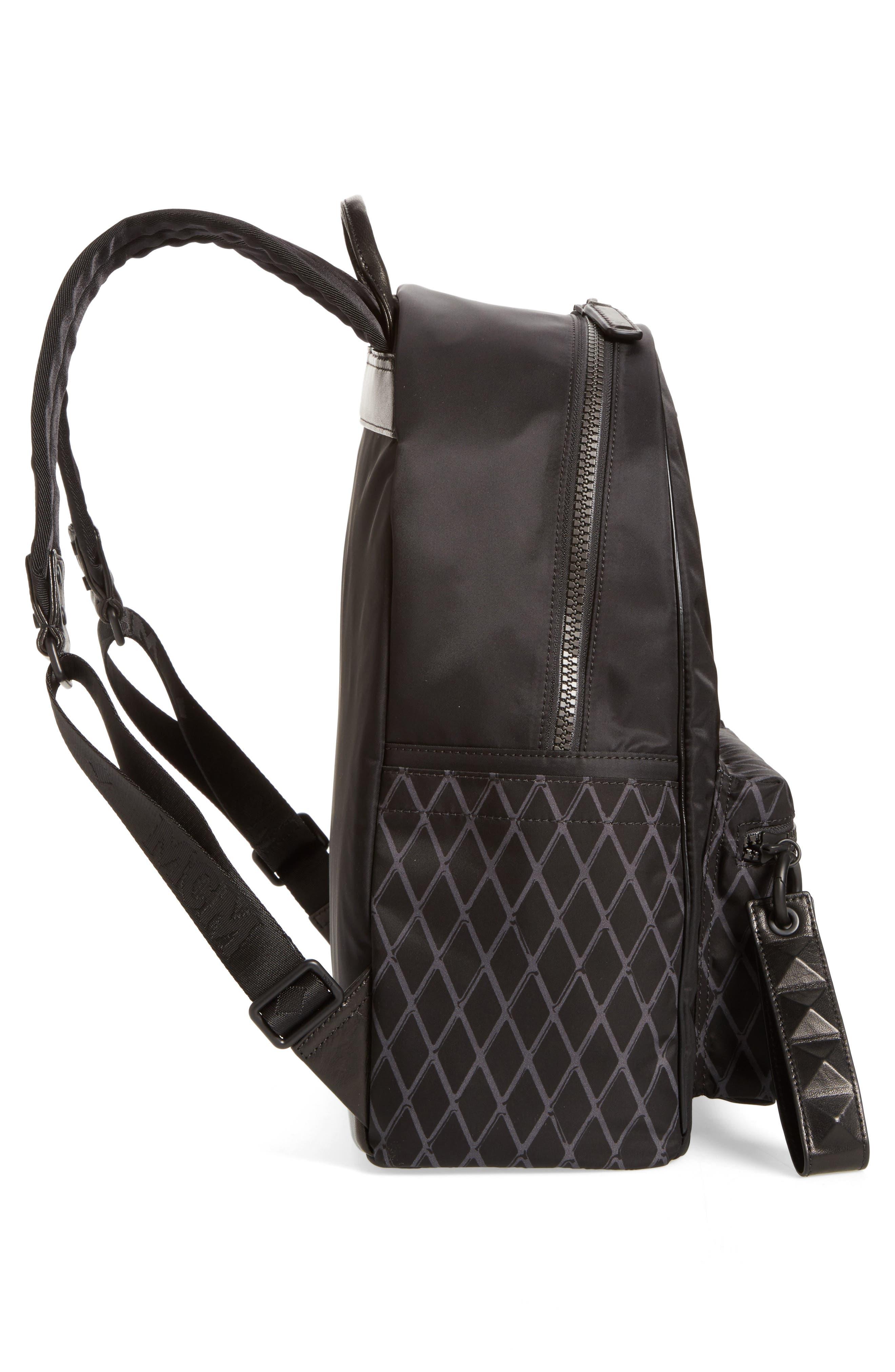 Alternate Image 4  - MCM Tumbler Rombi Backpack