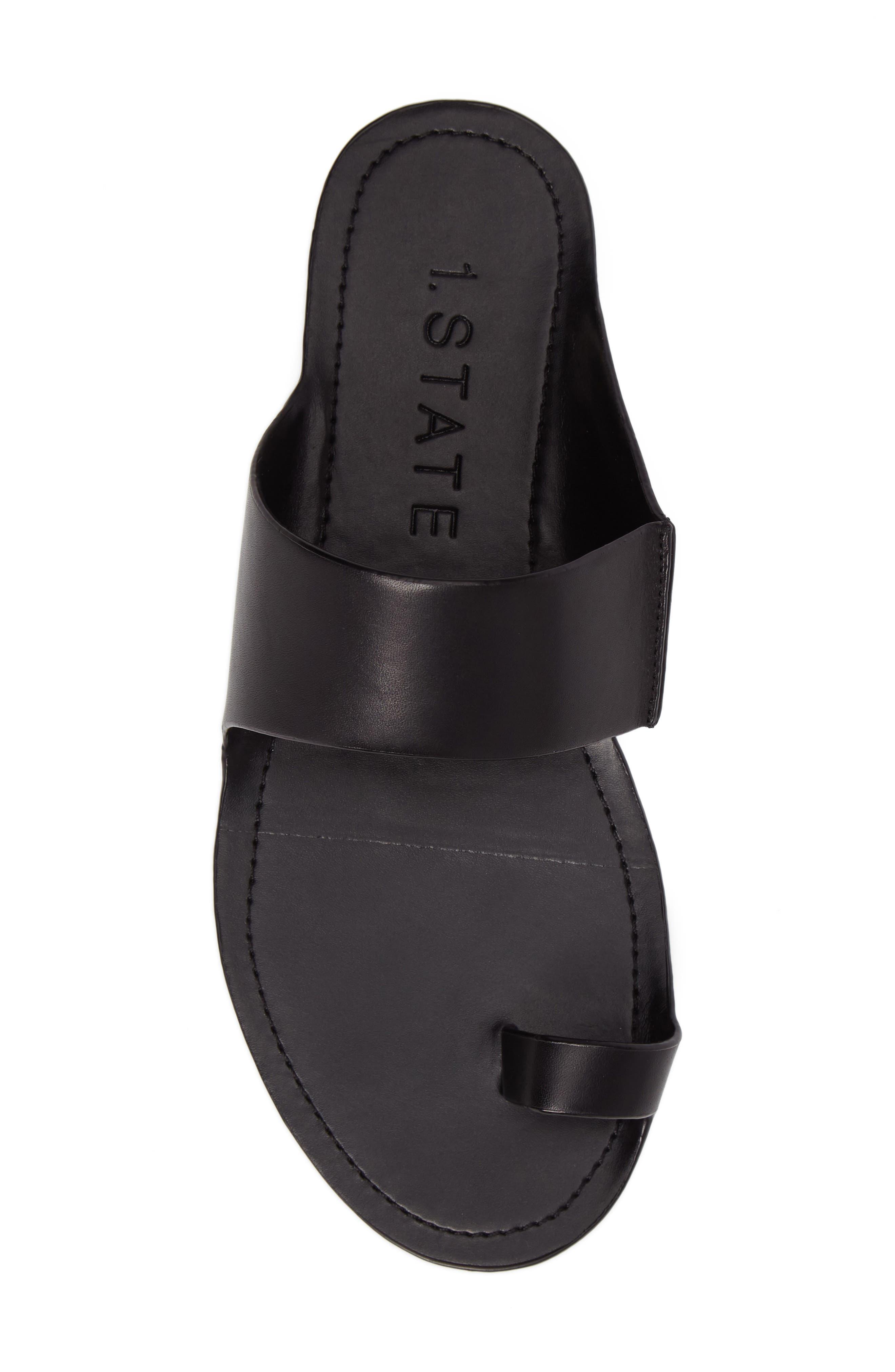 Alternate Image 5  - 1.STATE Dilan Toe Loop Sandal (Women)