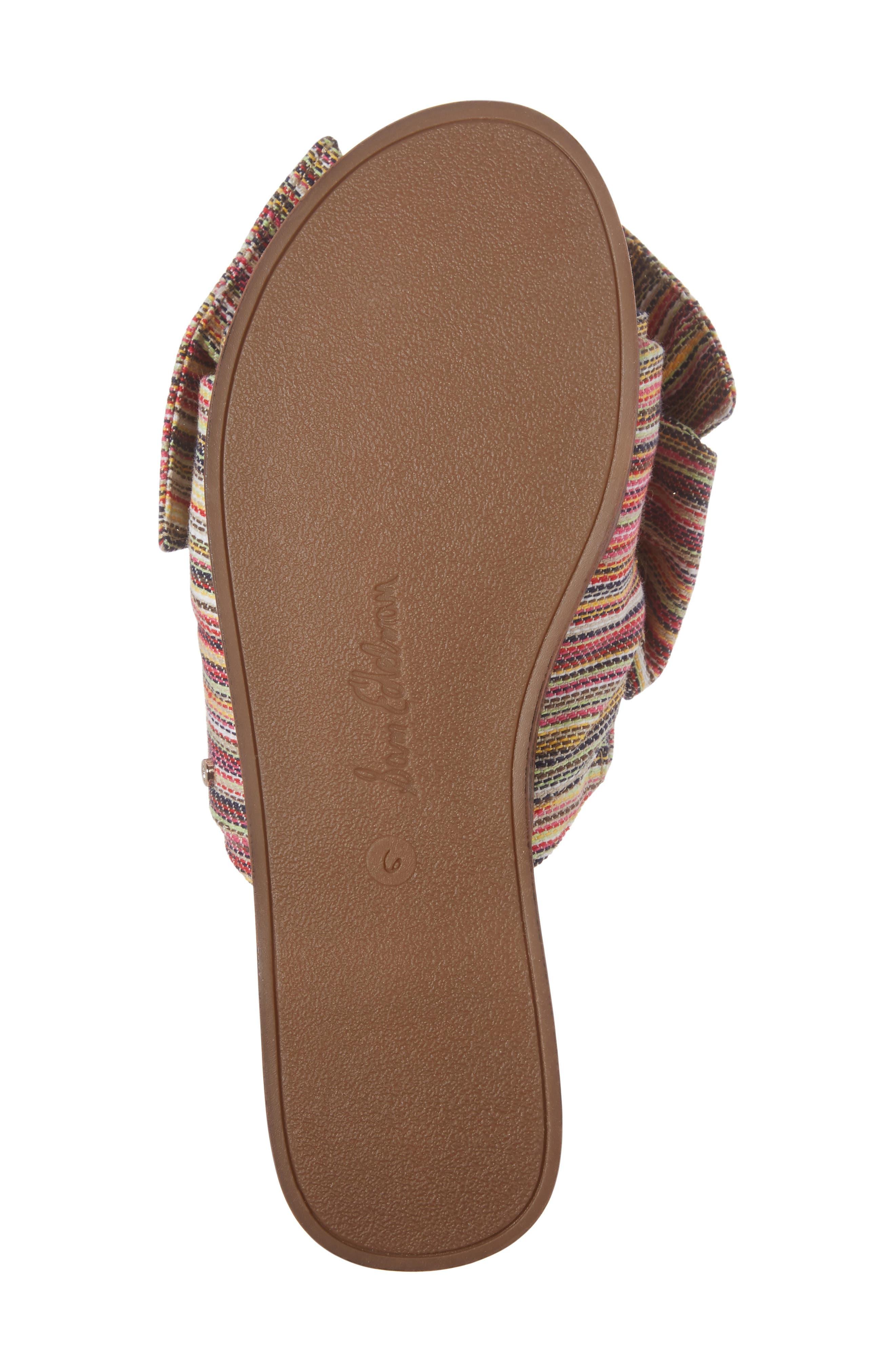 Alternate Image 6  - Sam Edelman Henna Slide Sandal (Women)