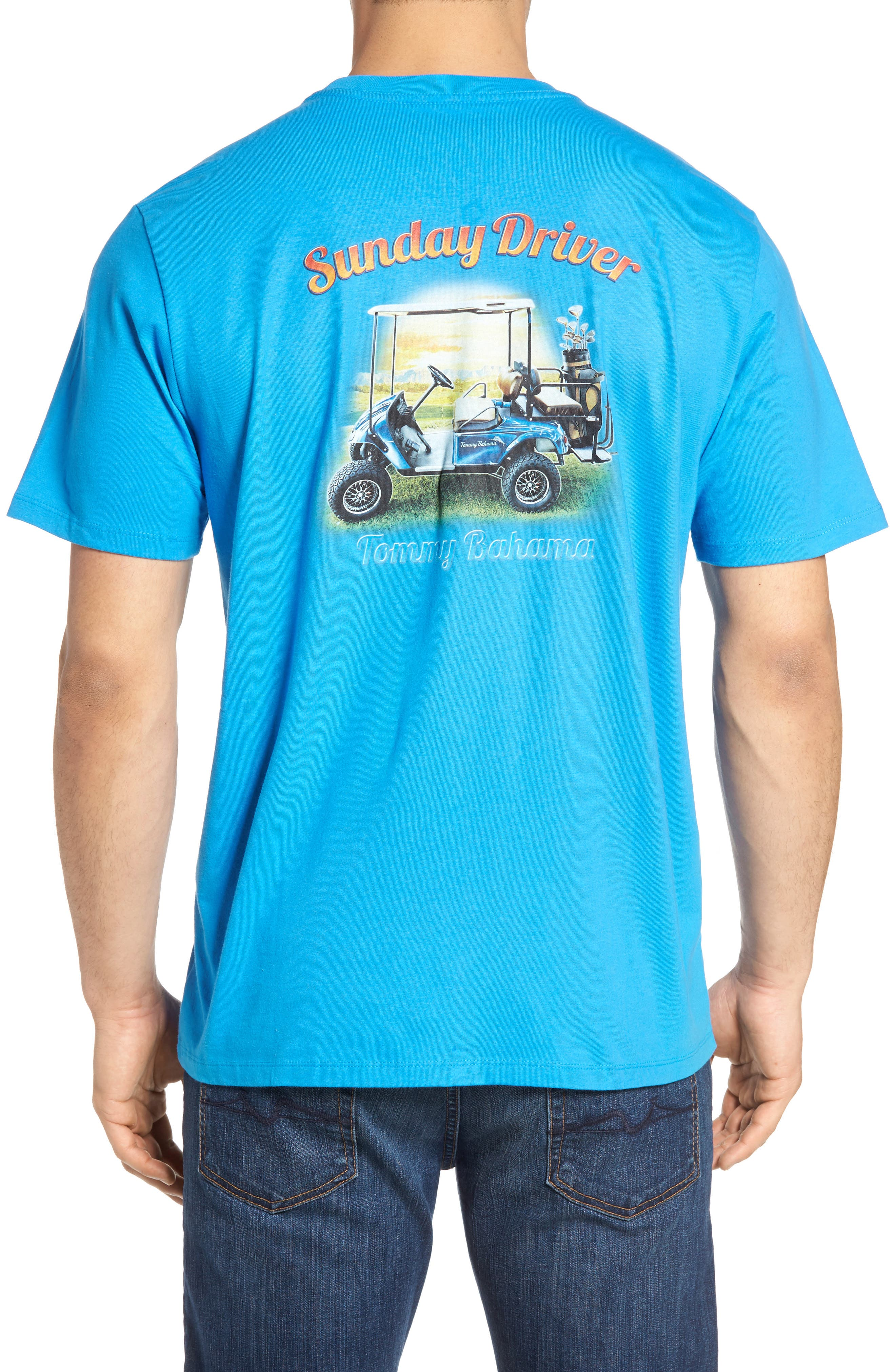 TOMMY BAHAMA Sunday Driver T-Shirt