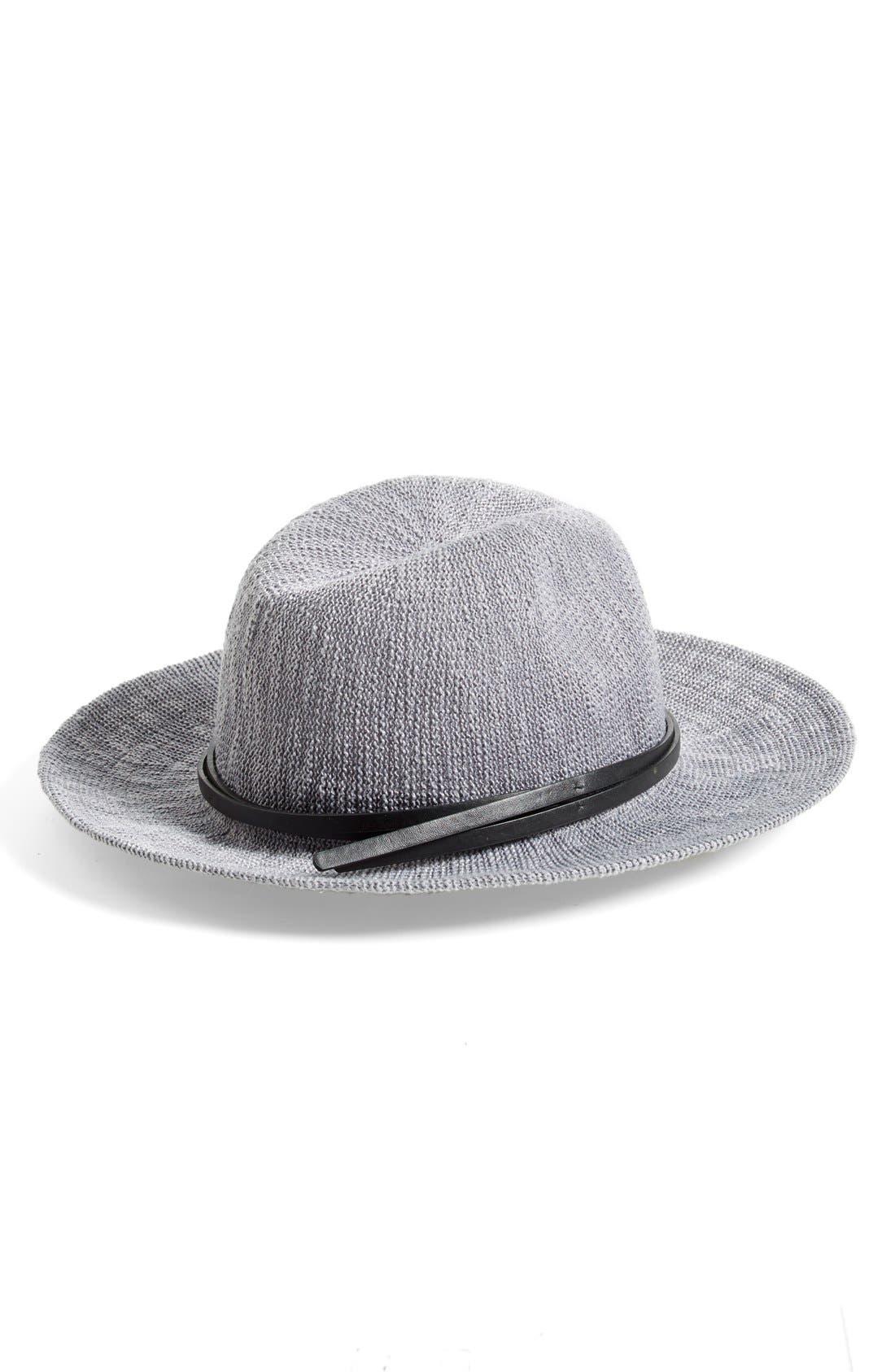 Main Image - Phase 3 Knit Wide Brim Hat