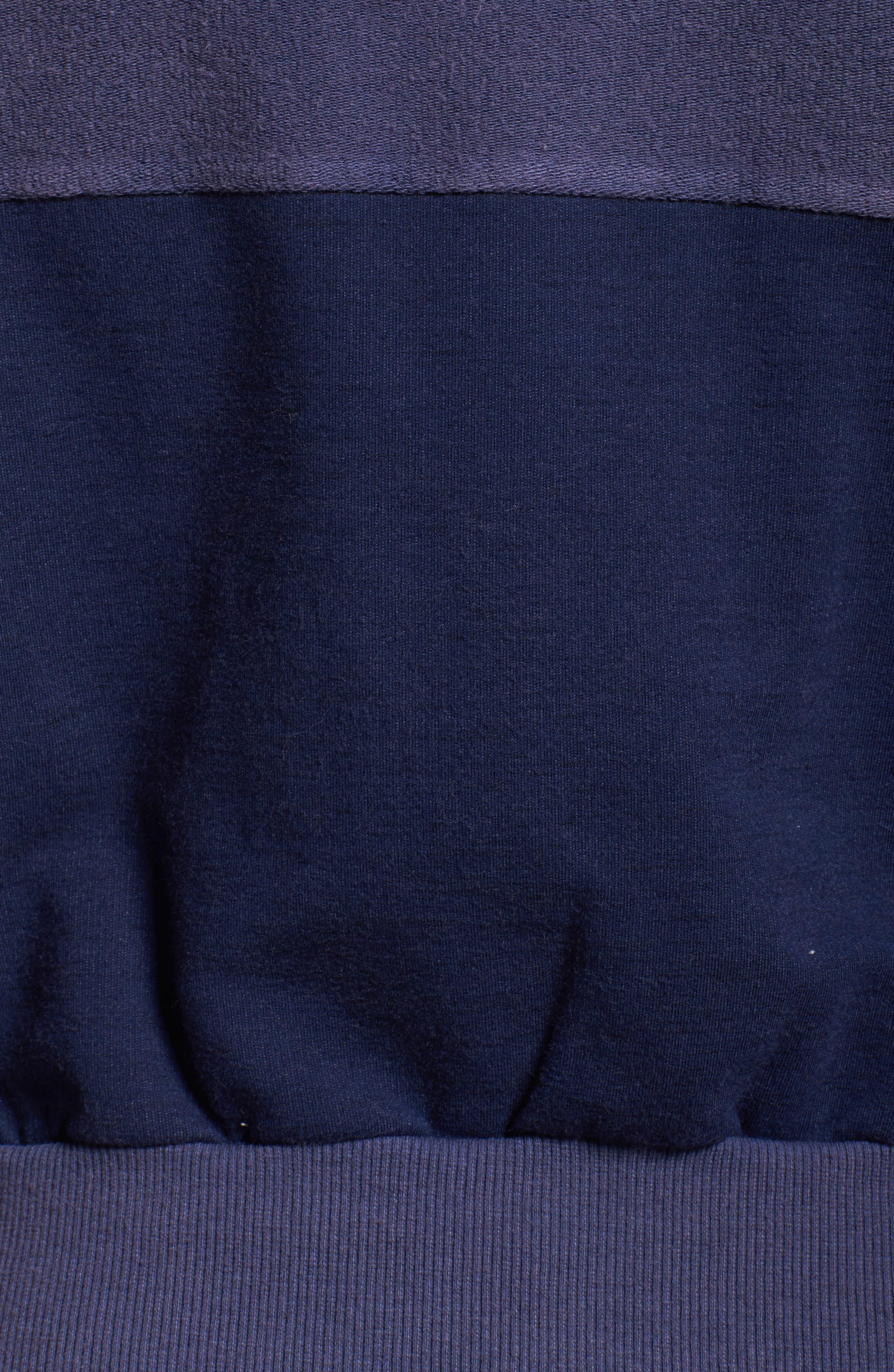 FP Movement Shadowboxer Hoodie,                             Alternate thumbnail 7, color,                             Blue