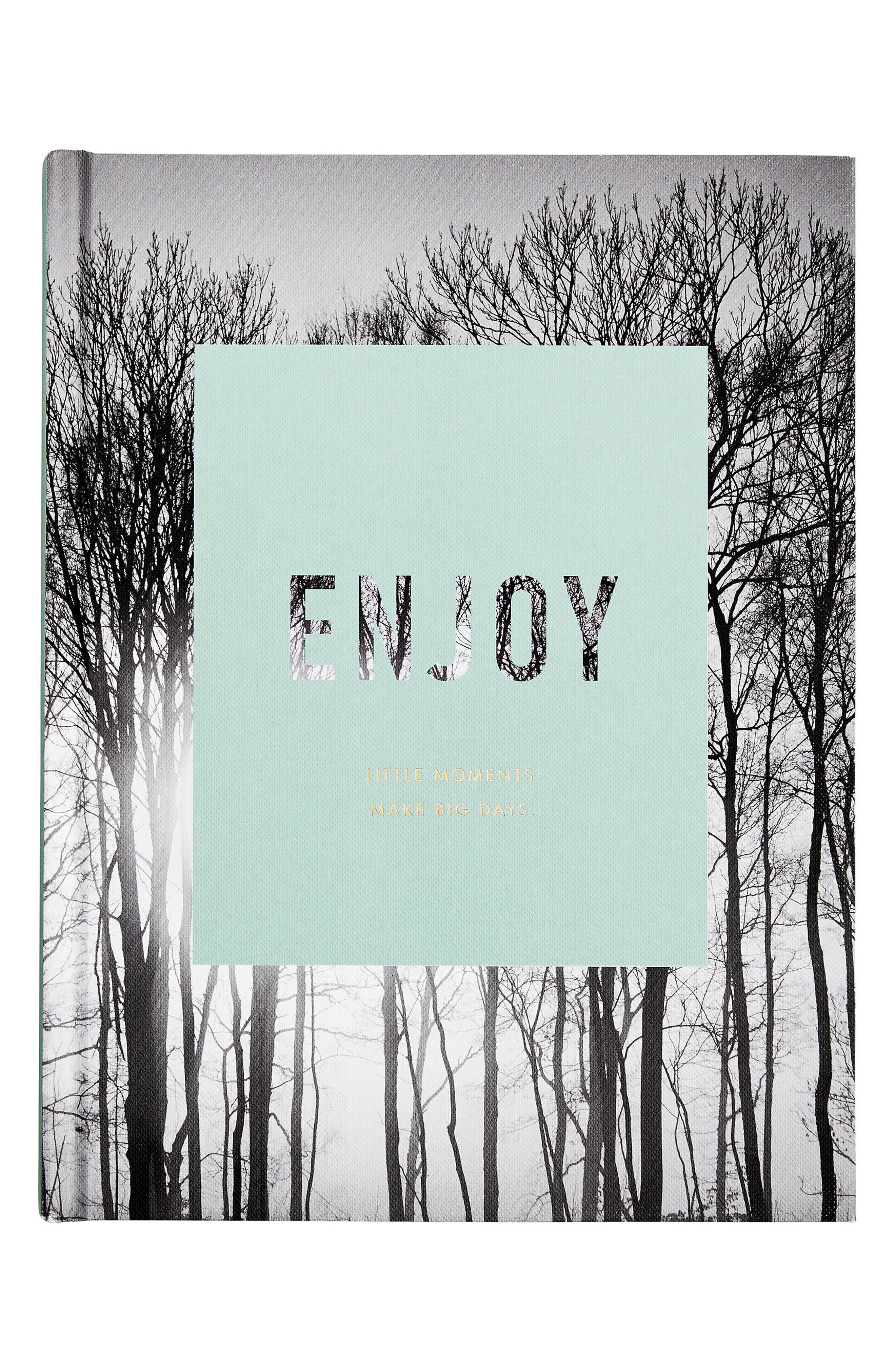 Enjoy: Inspiration Book,                         Main,                         color, Multi