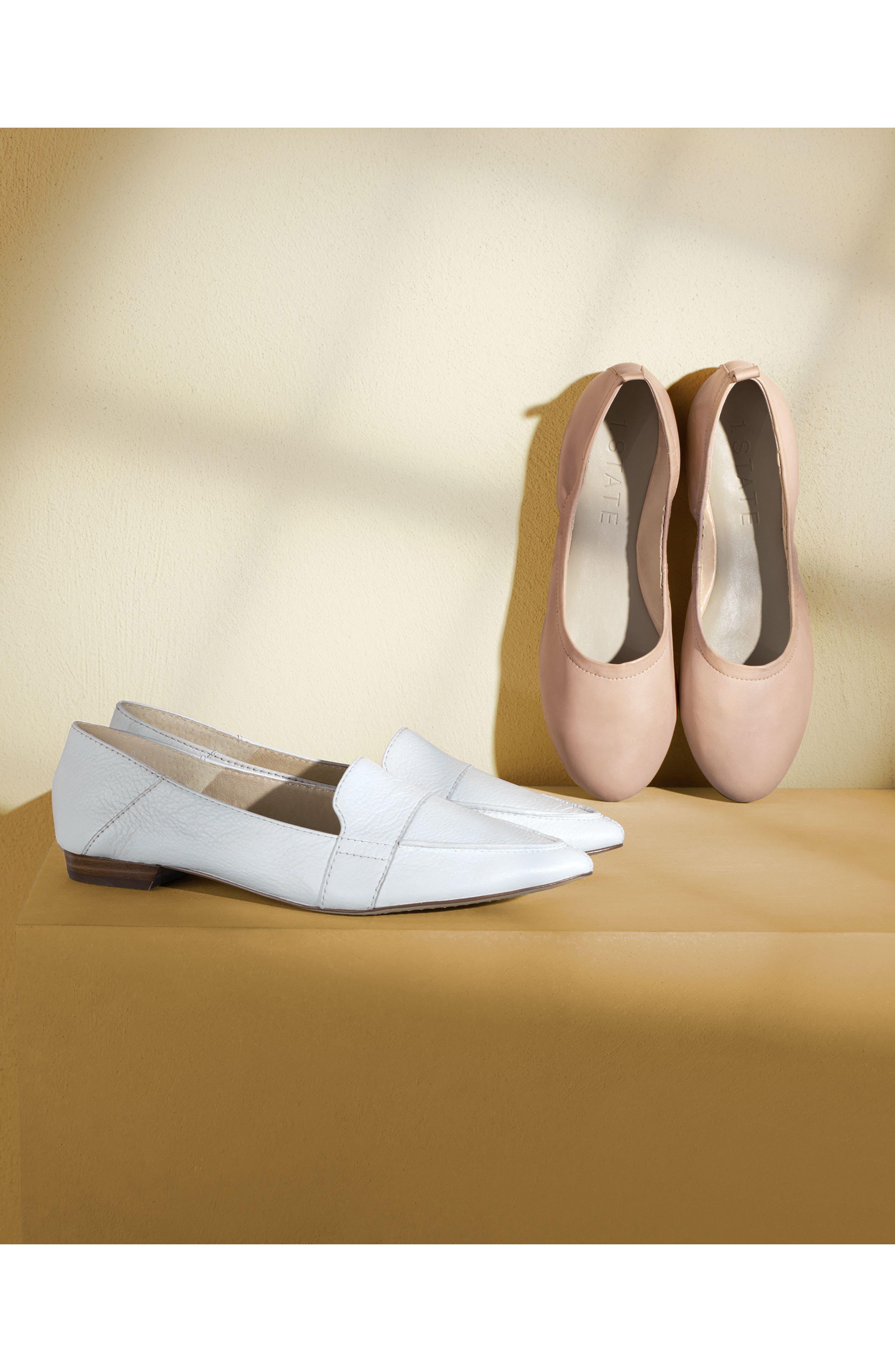 Alternate Image 8  - 1.STATE Salen Ballet Flat (Women)