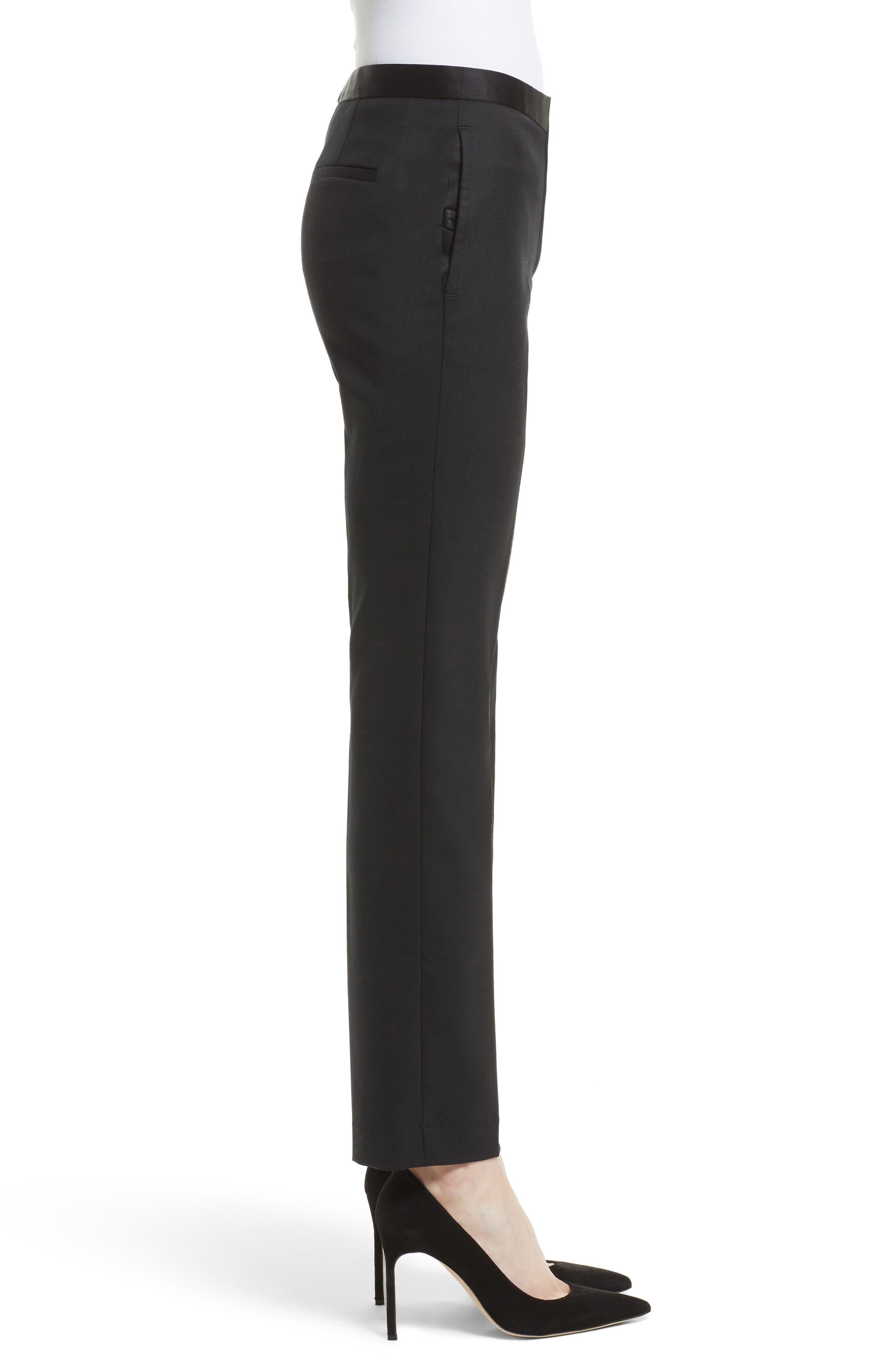 Alternate Image 3  - Theory Tuxedo Suit Pants