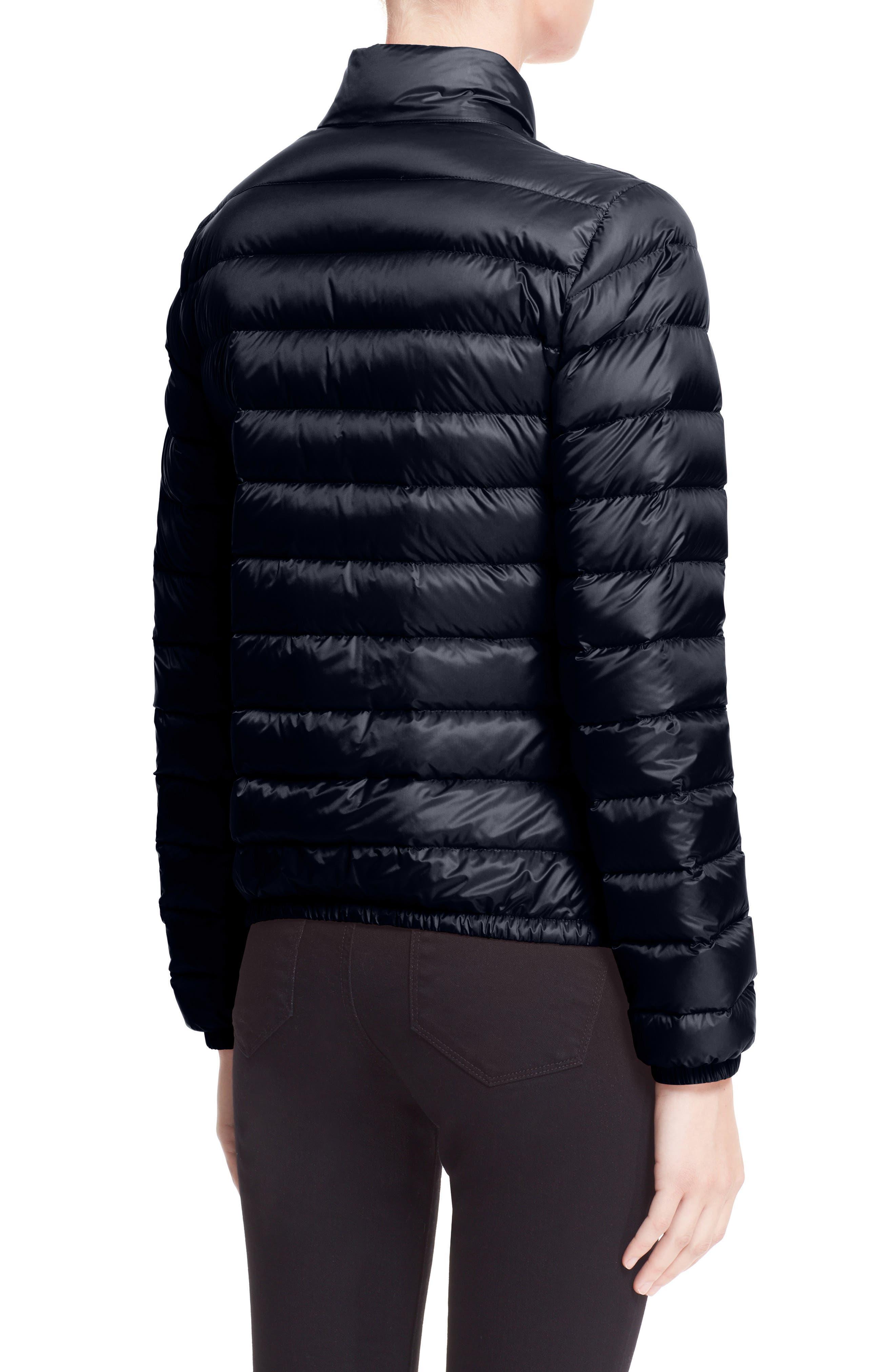 Alternate Image 2  - Moncler 'Lans' Water Resistant Short Down Jacket