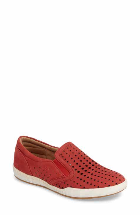 9c5361142344bb Comfortiva Lyra Perforated Slip-On Sneaker (Women)
