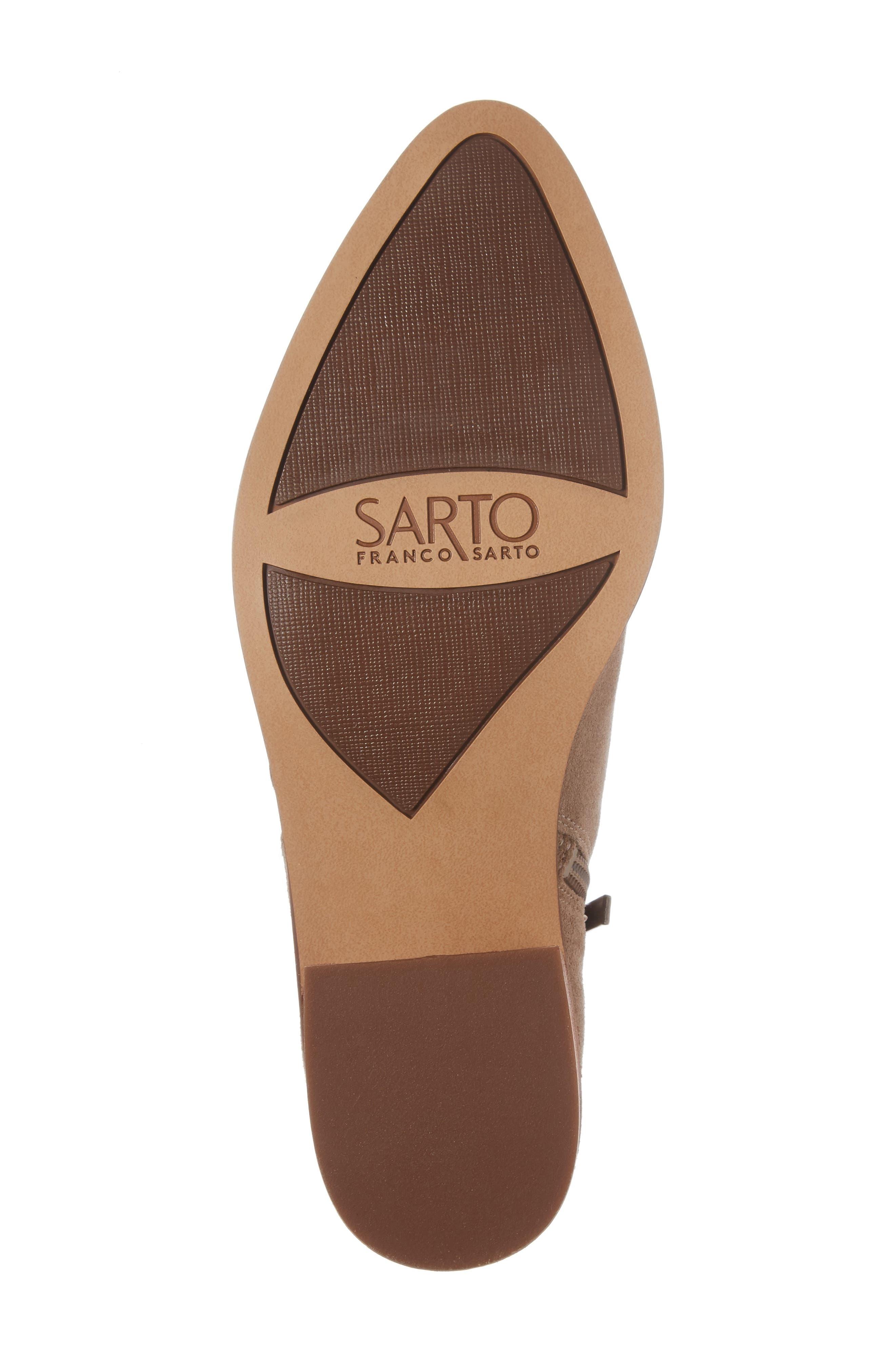 Alternate Image 6  - SARTO by Franco Sarto Paivley Bootie (Women)
