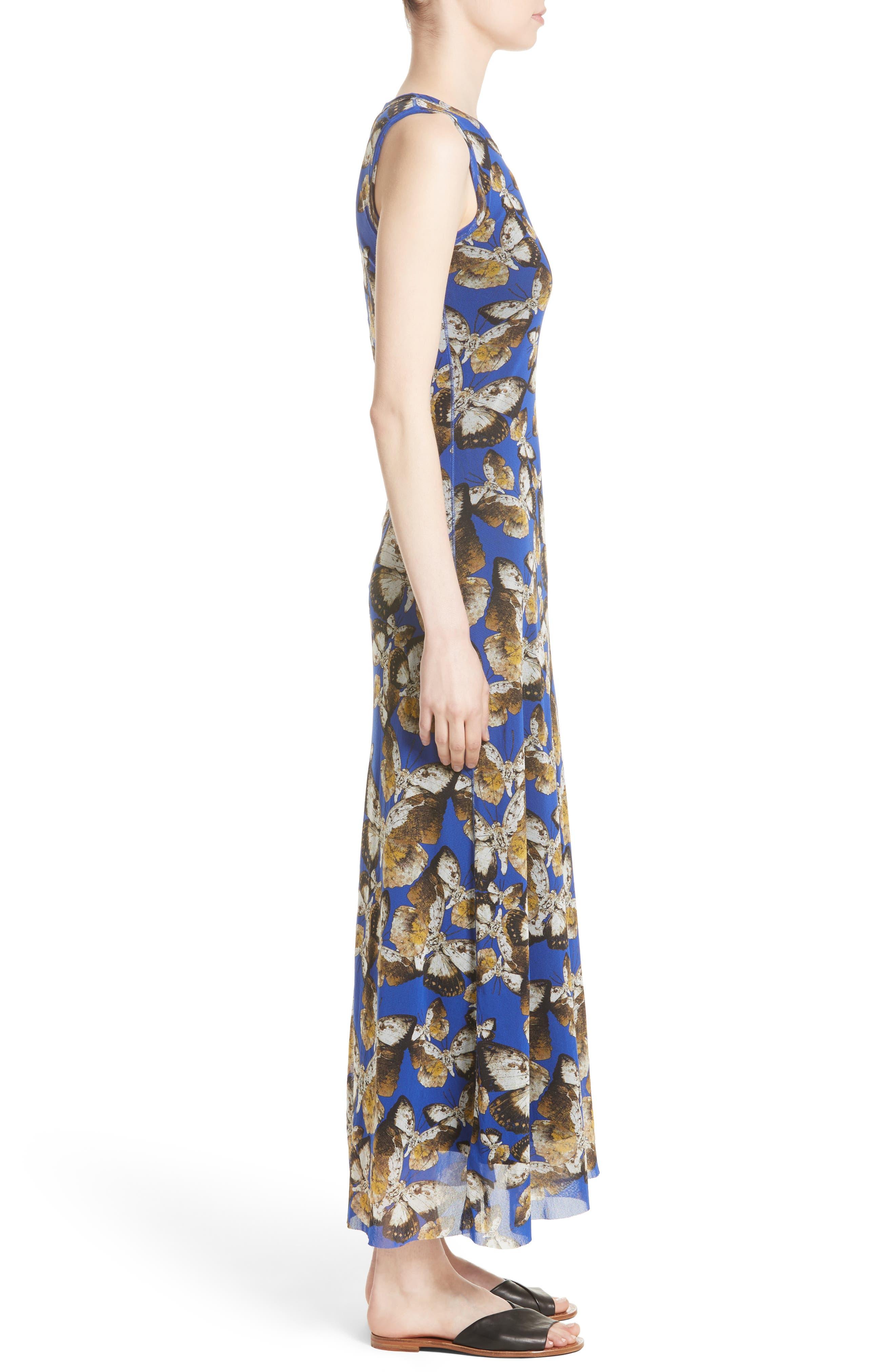 Alternate Image 5  - Fuzzi Tulle Maxi Dress