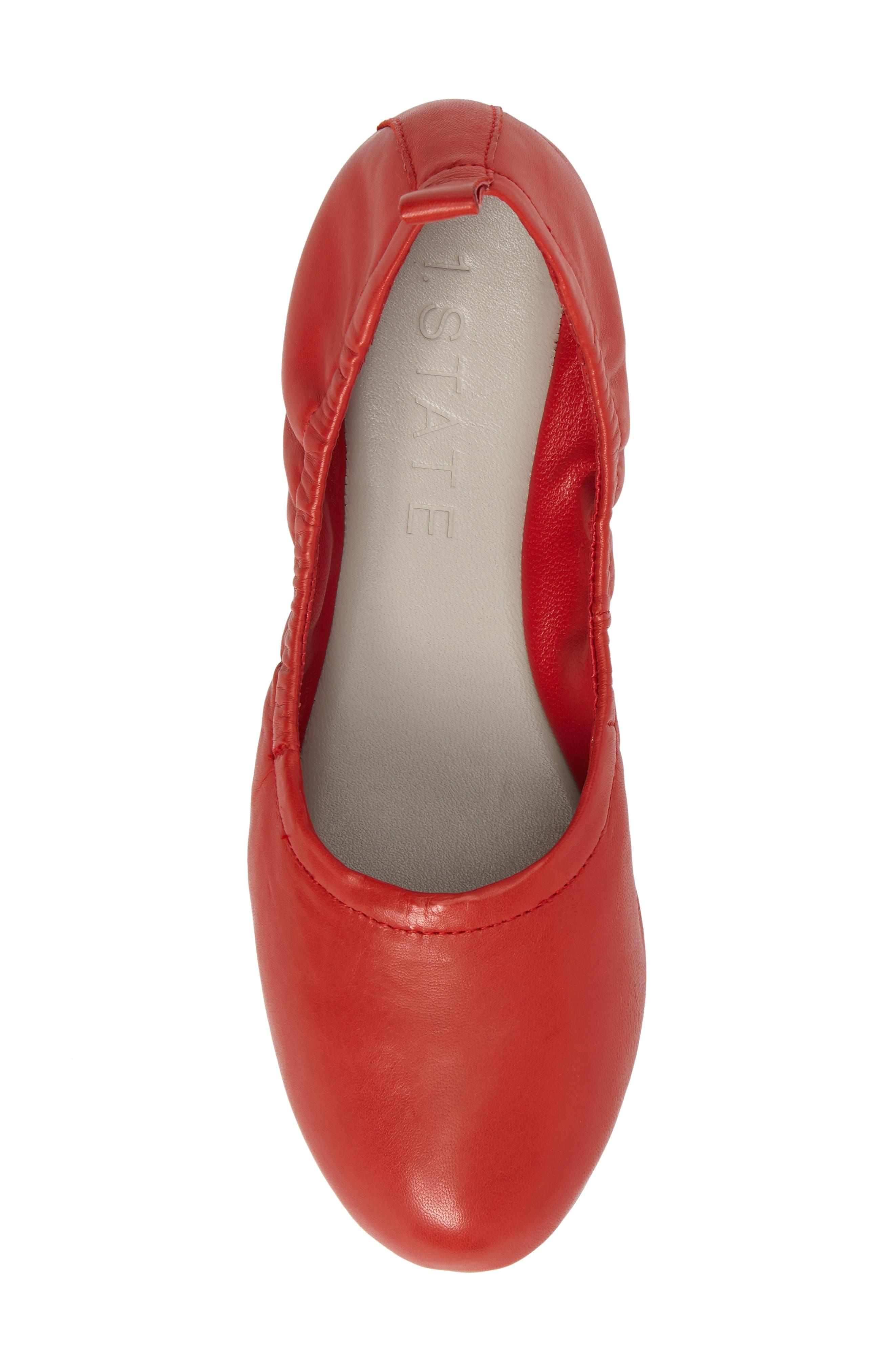 Alternate Image 4  - 1.STATE Salen Ballet Flat (Women)