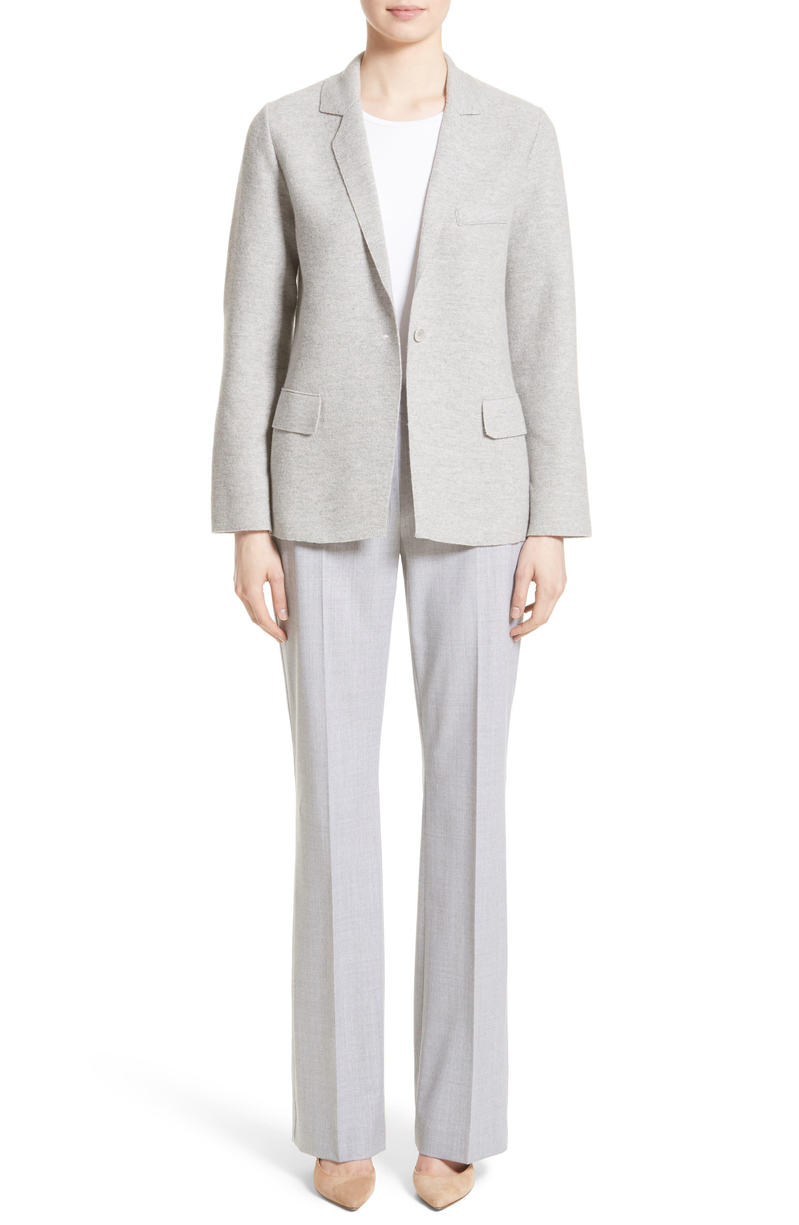 Alternate Image 7  - Max Mara Segnale Cashmere Jacket