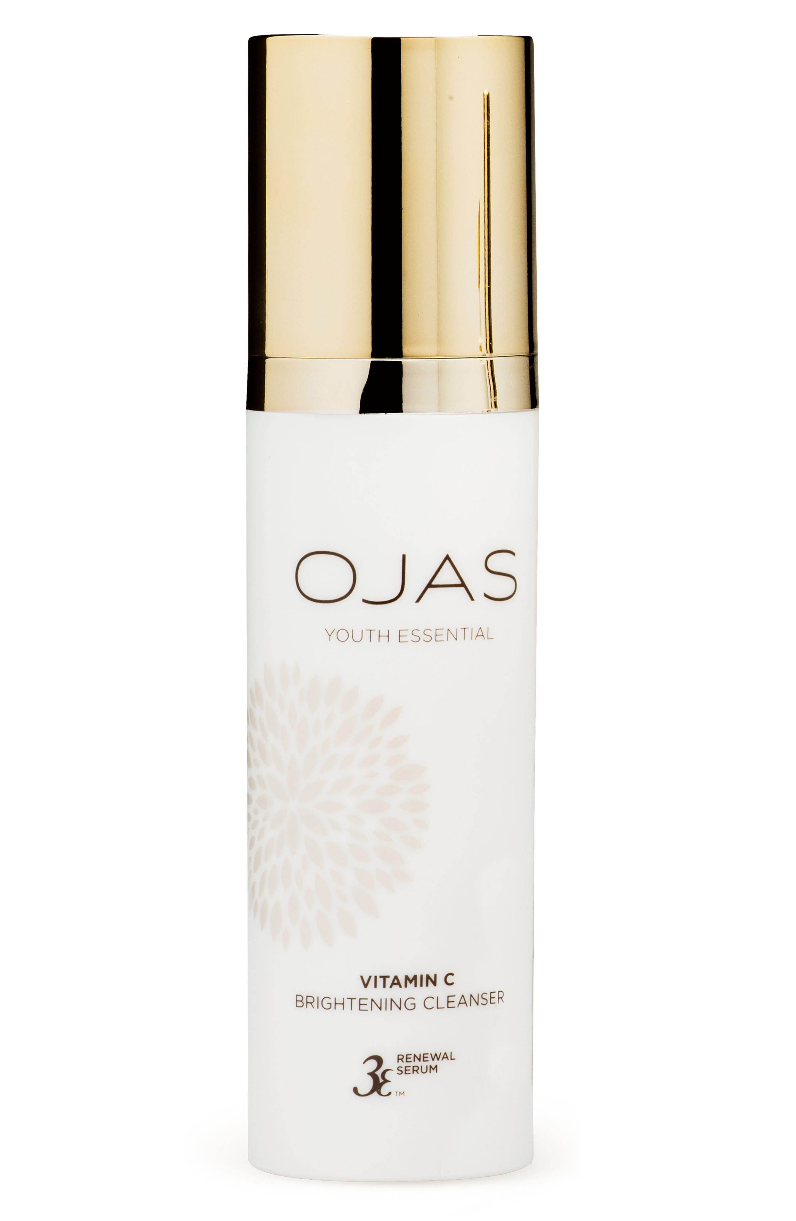 OJAS Vitamin C Brightening Cleanser