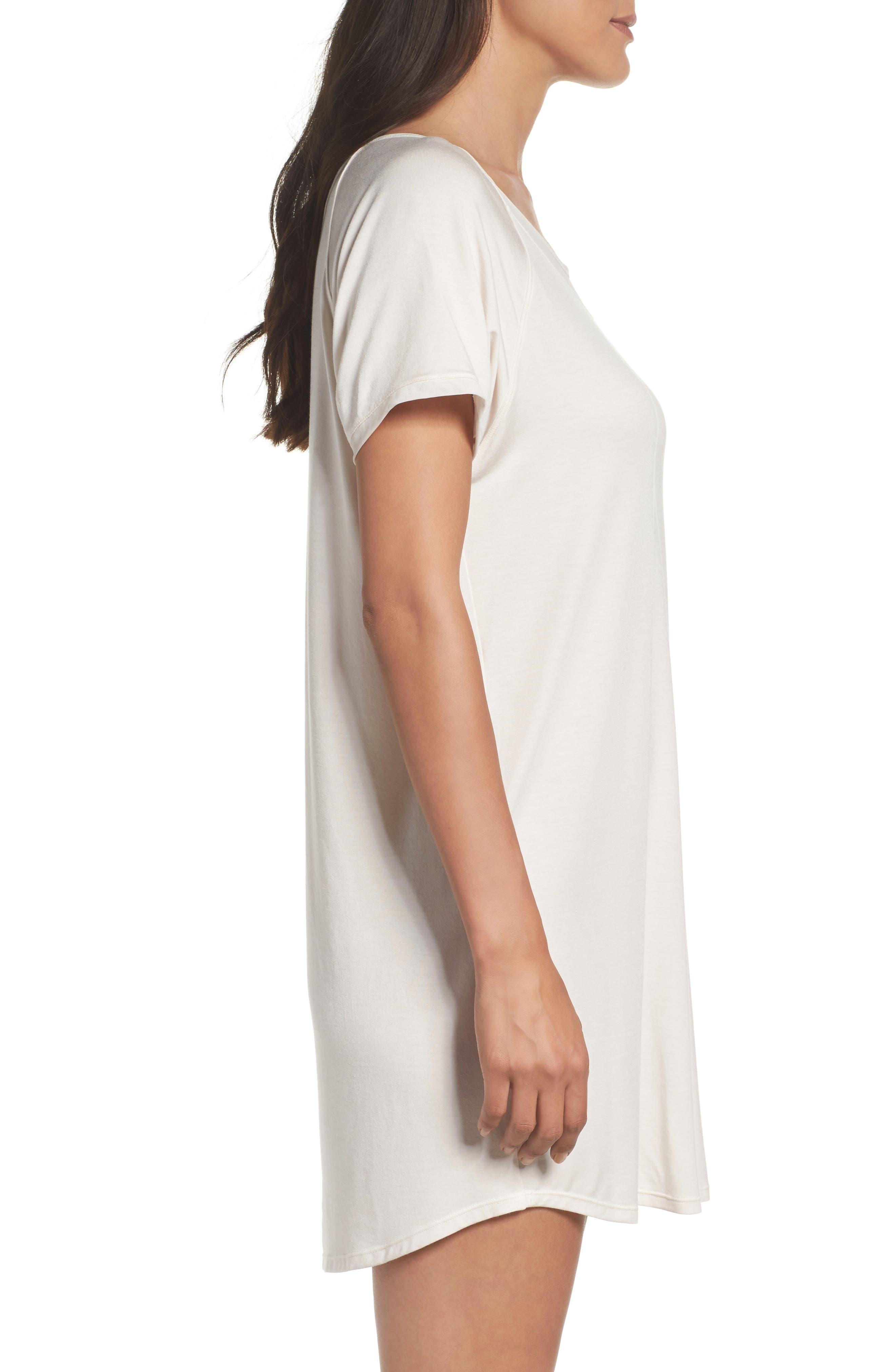 Alternate Image 3  - Naked Sleep Shirt