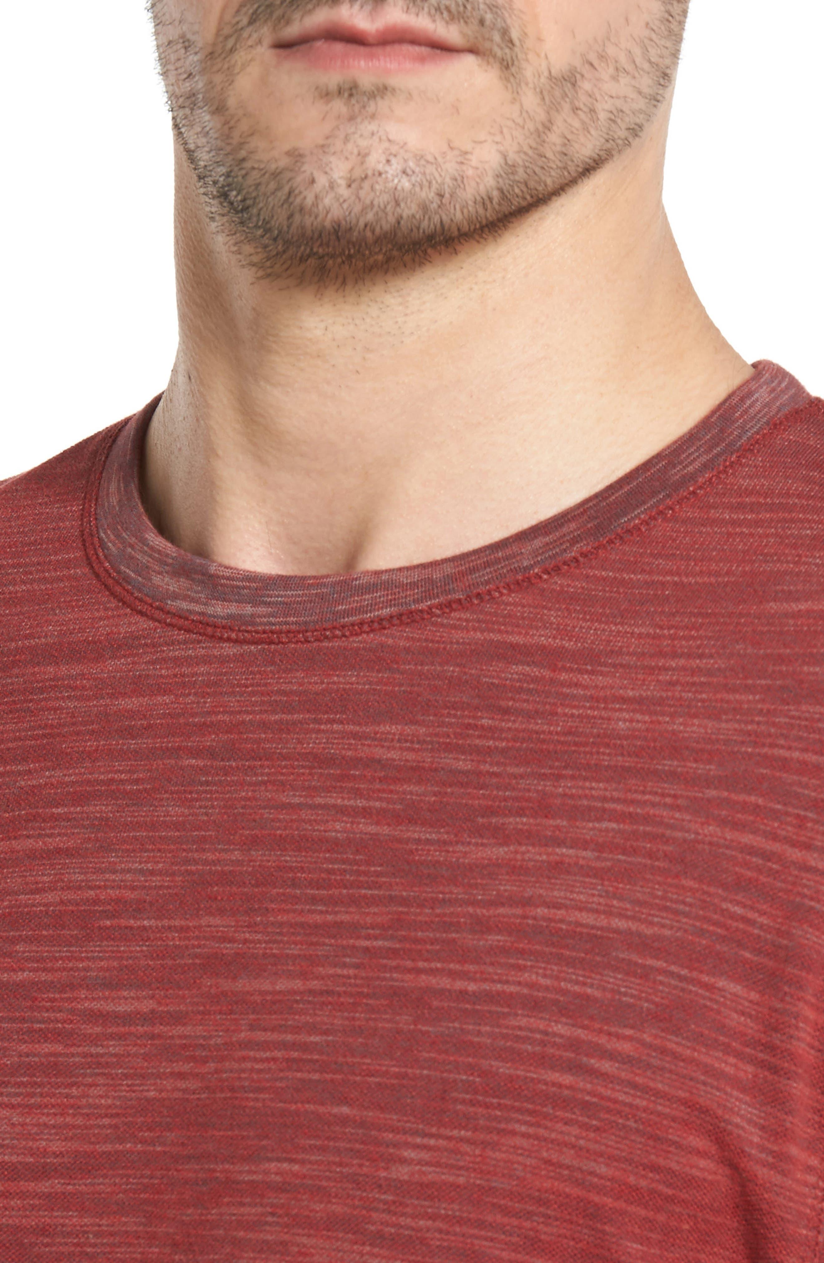 Alternate Image 4  - Thaddeus Paxton Space Dye Piqué T-Shirt