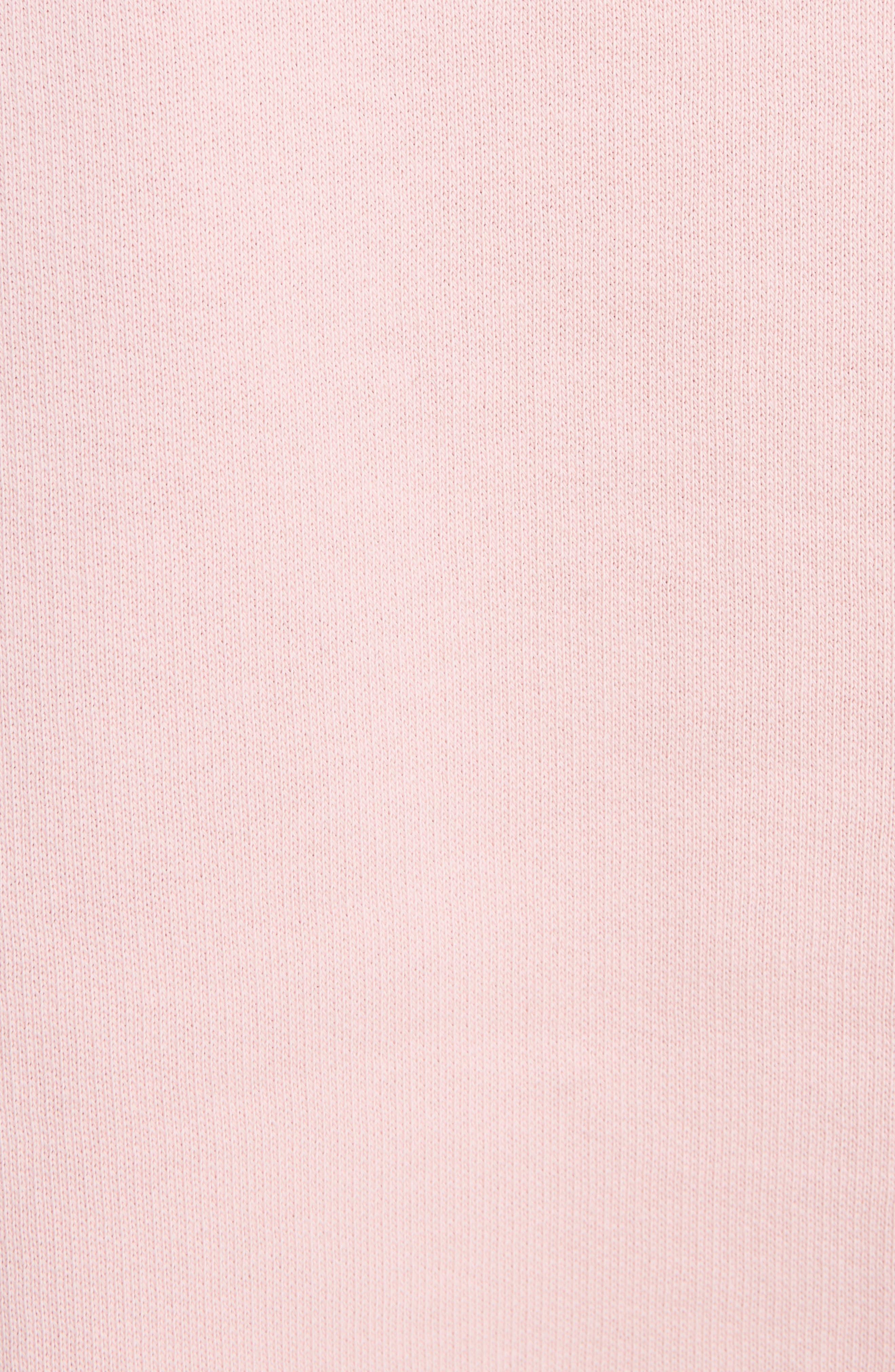 Alternate Image 5  - KENZO Embroidered Cotton Sweatshirt