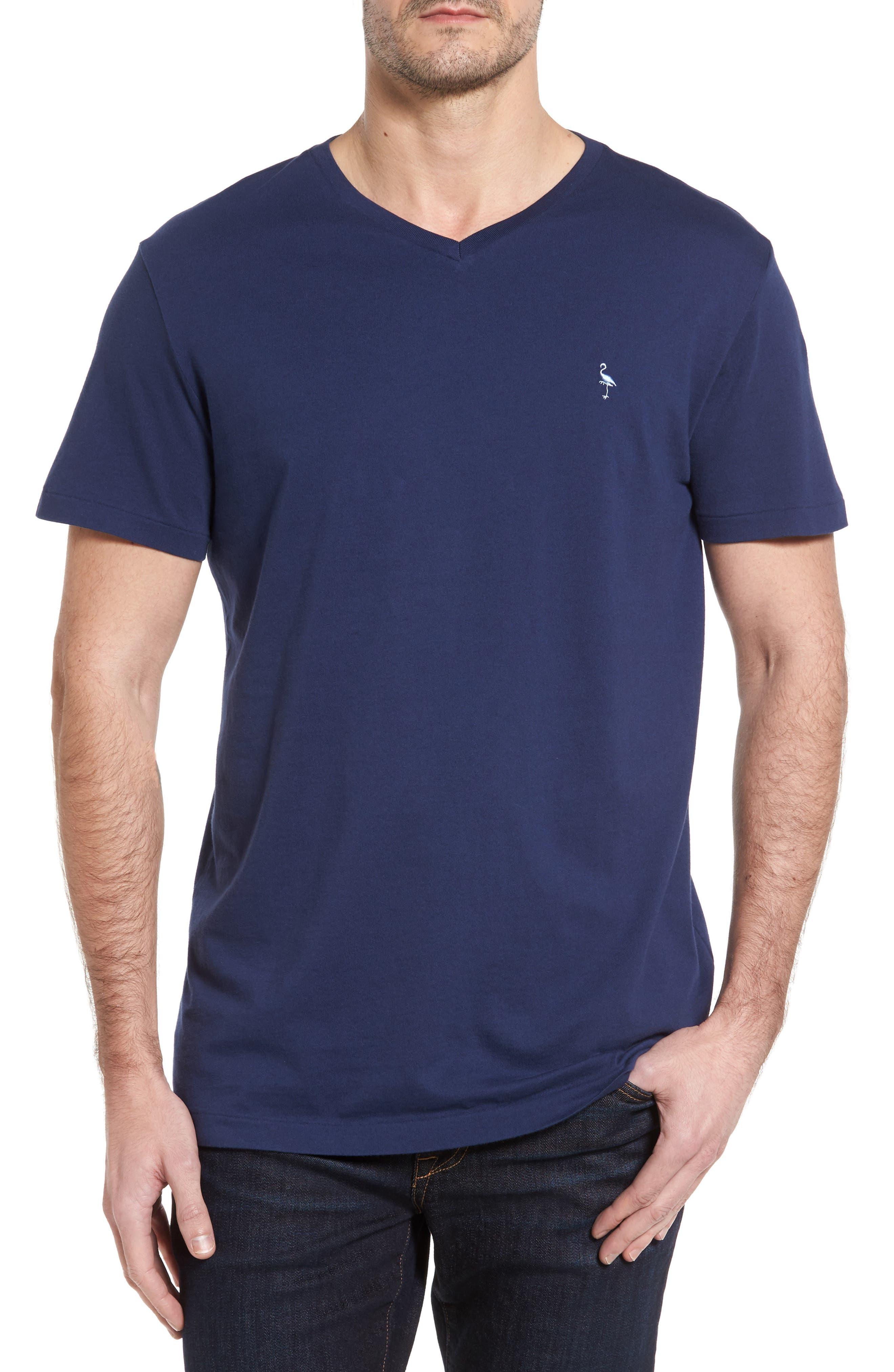 Alternate Image 1 Selected - TailorByrd V-Neck T-Shirt