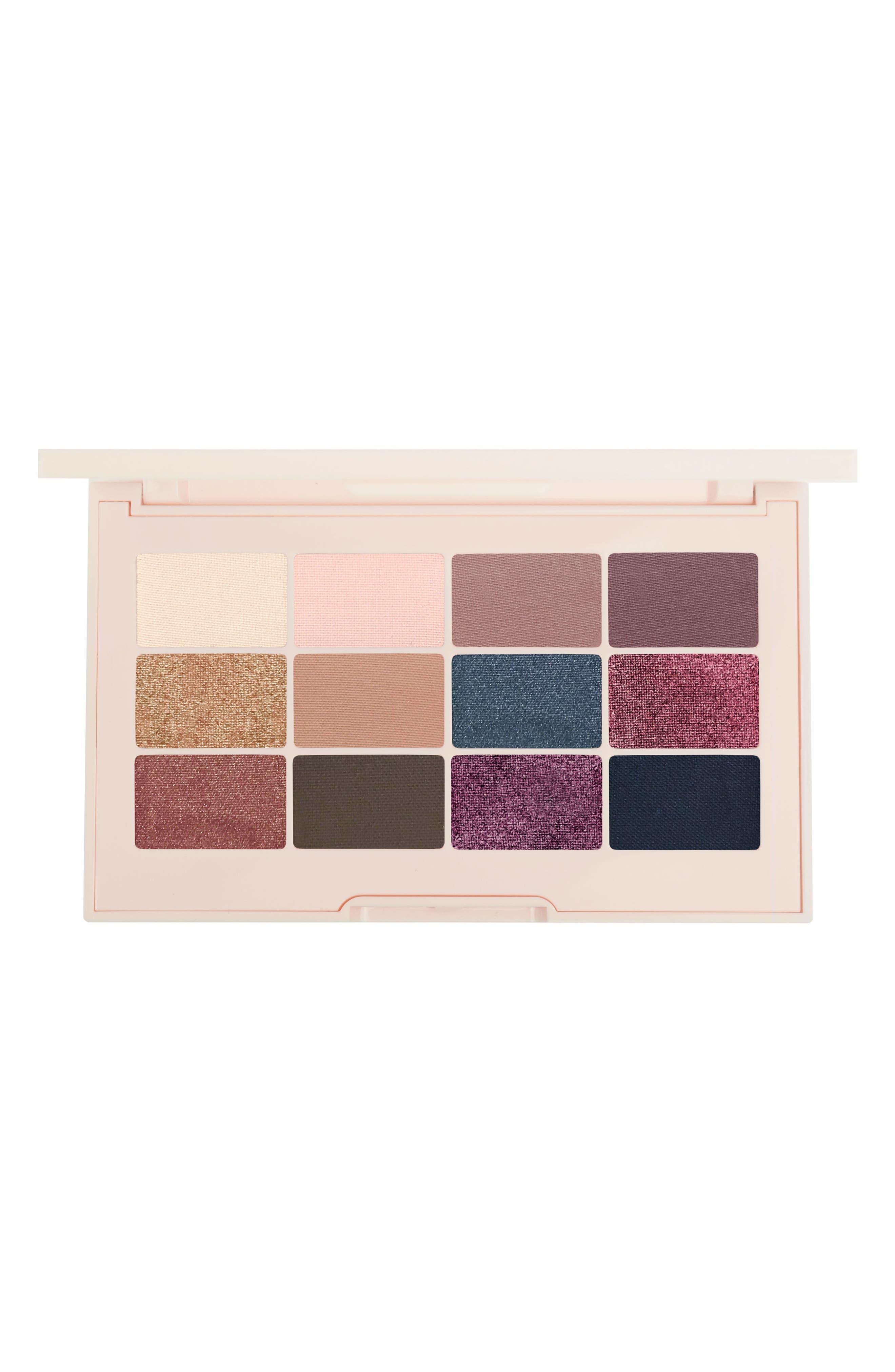 Jouer Springtime in Paris Matte & Shimmer Eyeshadow Palette