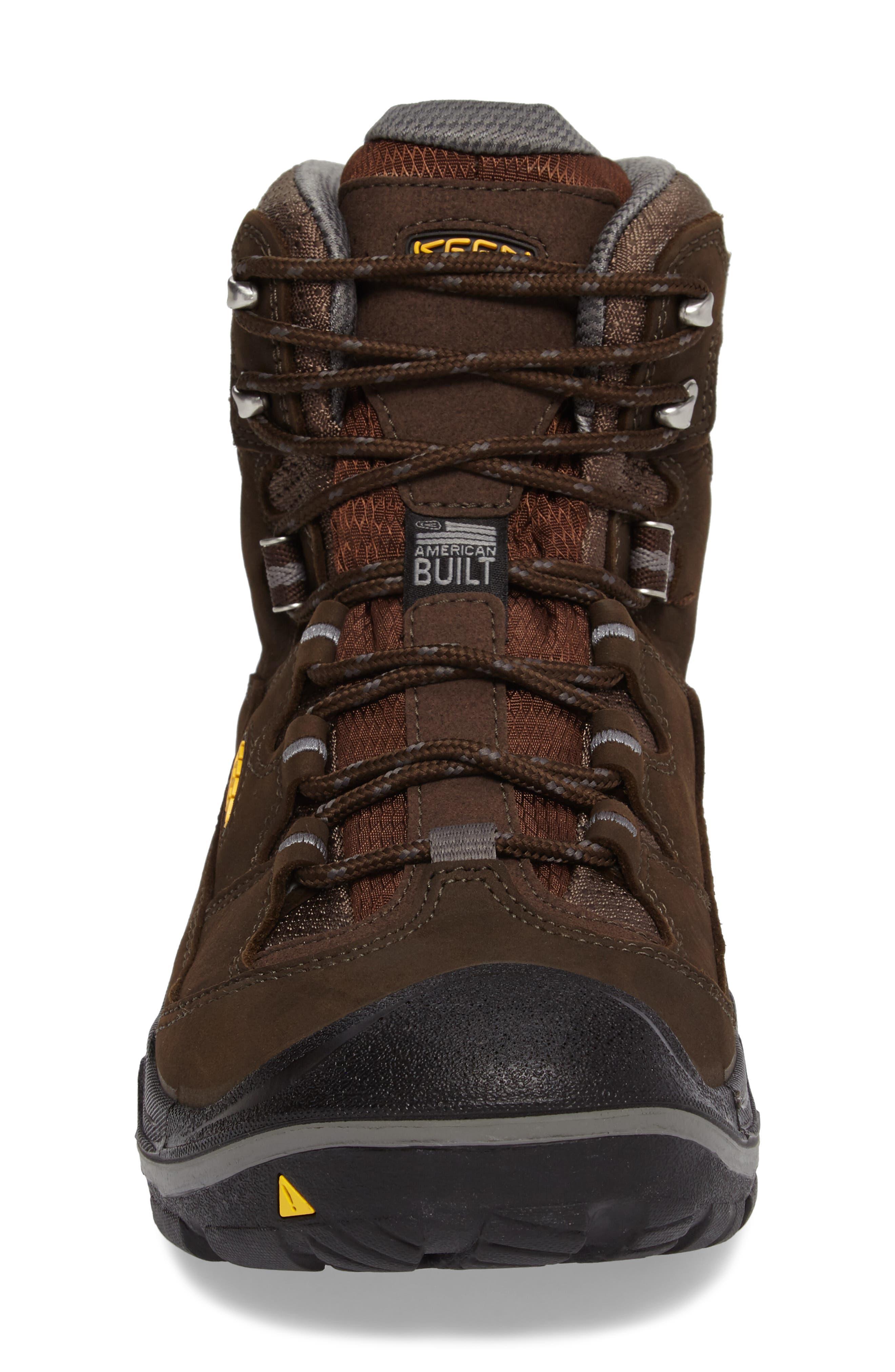 Alternate Image 4  - Keen Durand Mid Waterproof Hiking Boot (Men)