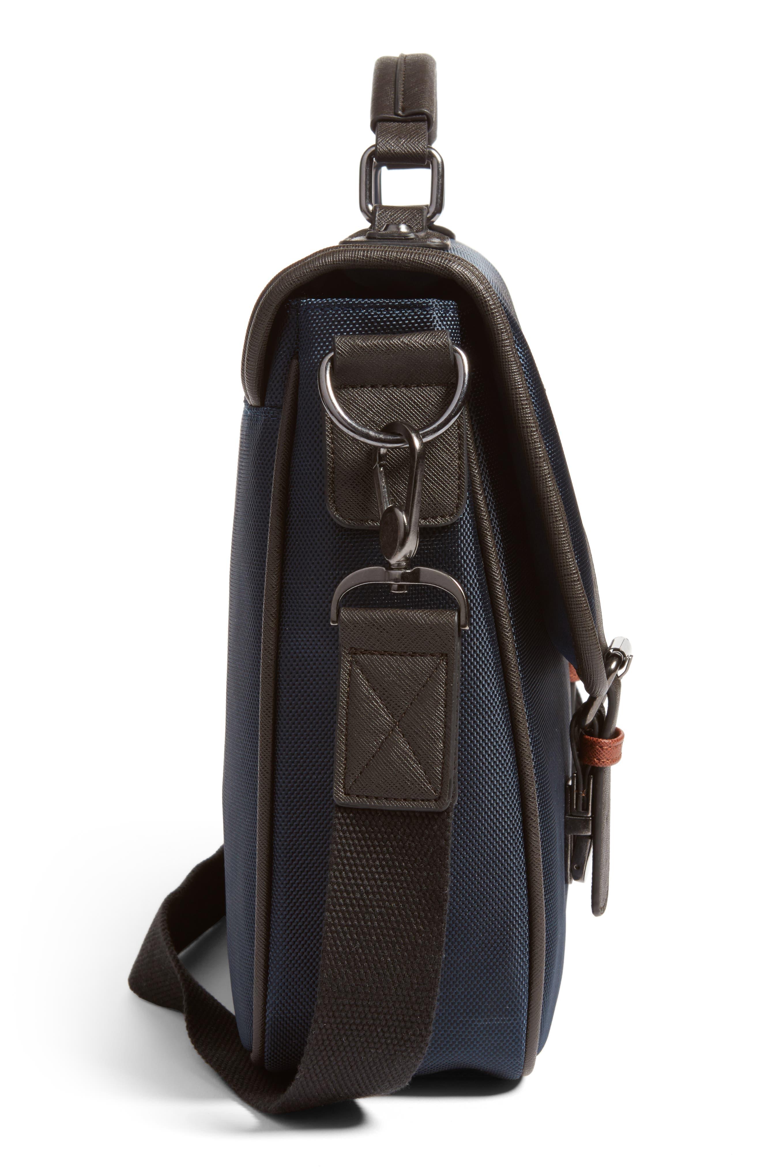 Alternate Image 5  - Ted Baker London Cattar Messenger Bag