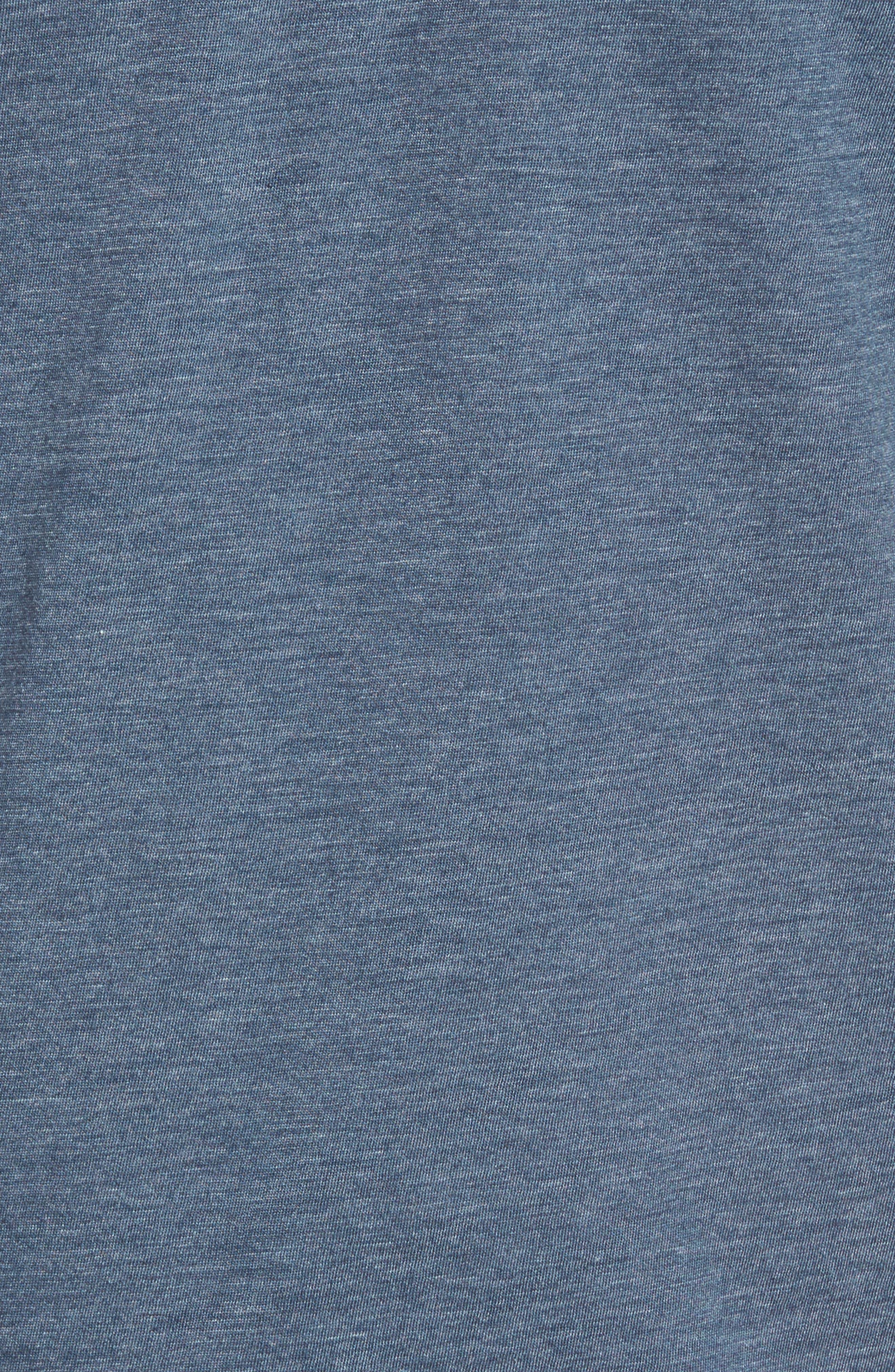 Alternate Image 5  - RVCA Gradient Logo Graphic T-Shirt