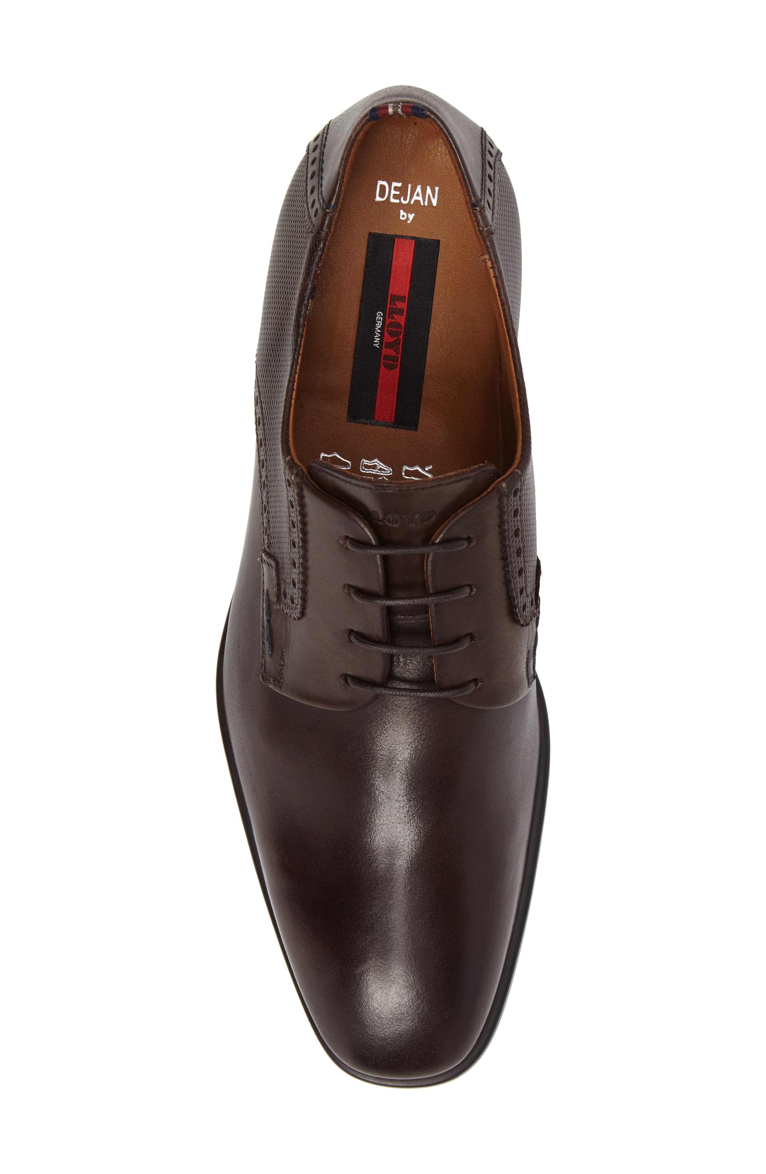 Alternate Image 5  - Lloyd Dejan Plain Toe Derby (Men)