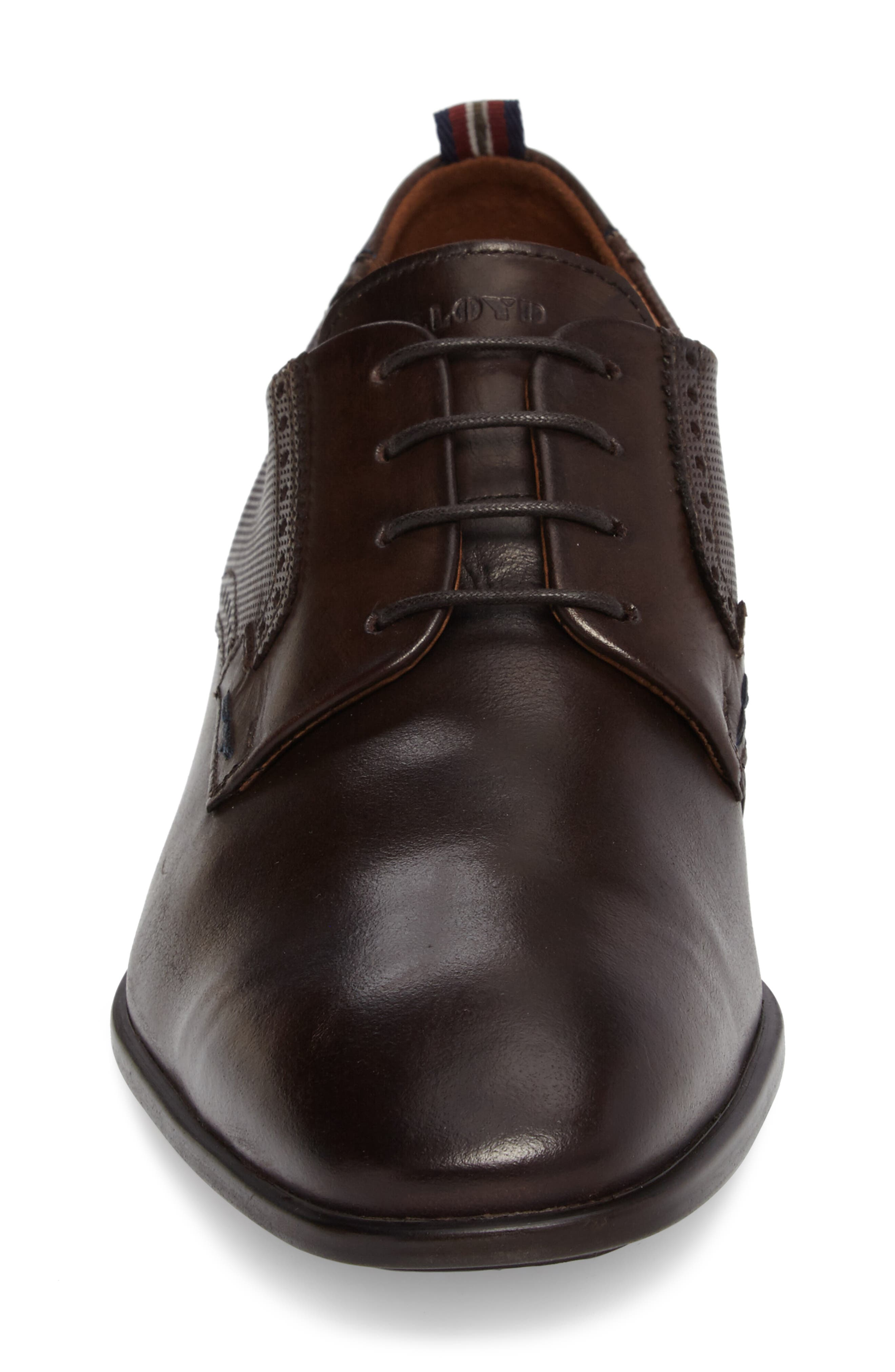Alternate Image 4  - Lloyd Dejan Plain Toe Derby (Men)
