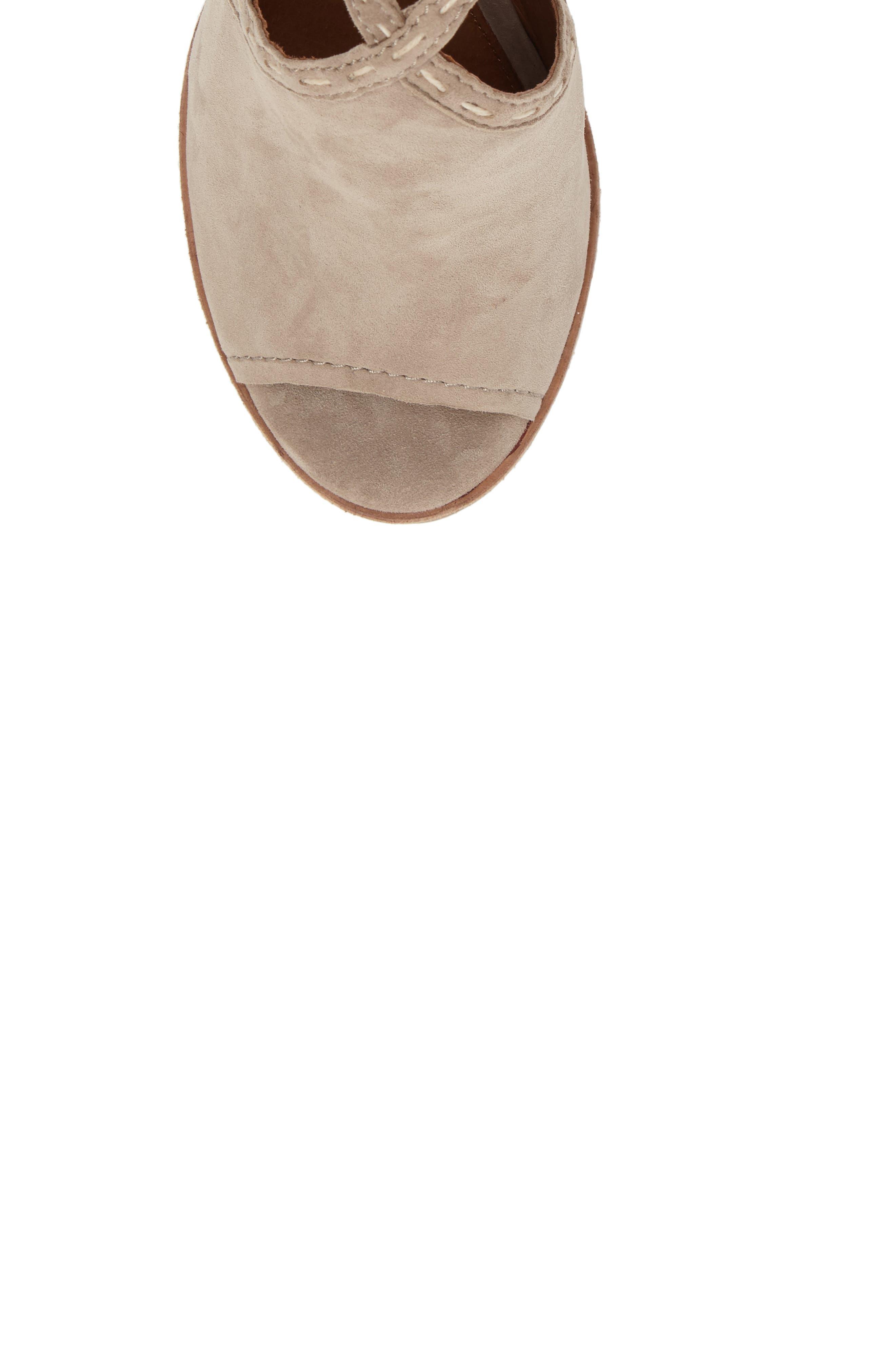 Alternate Image 5  - Frye Suzie Wraparound Sandal (Women)