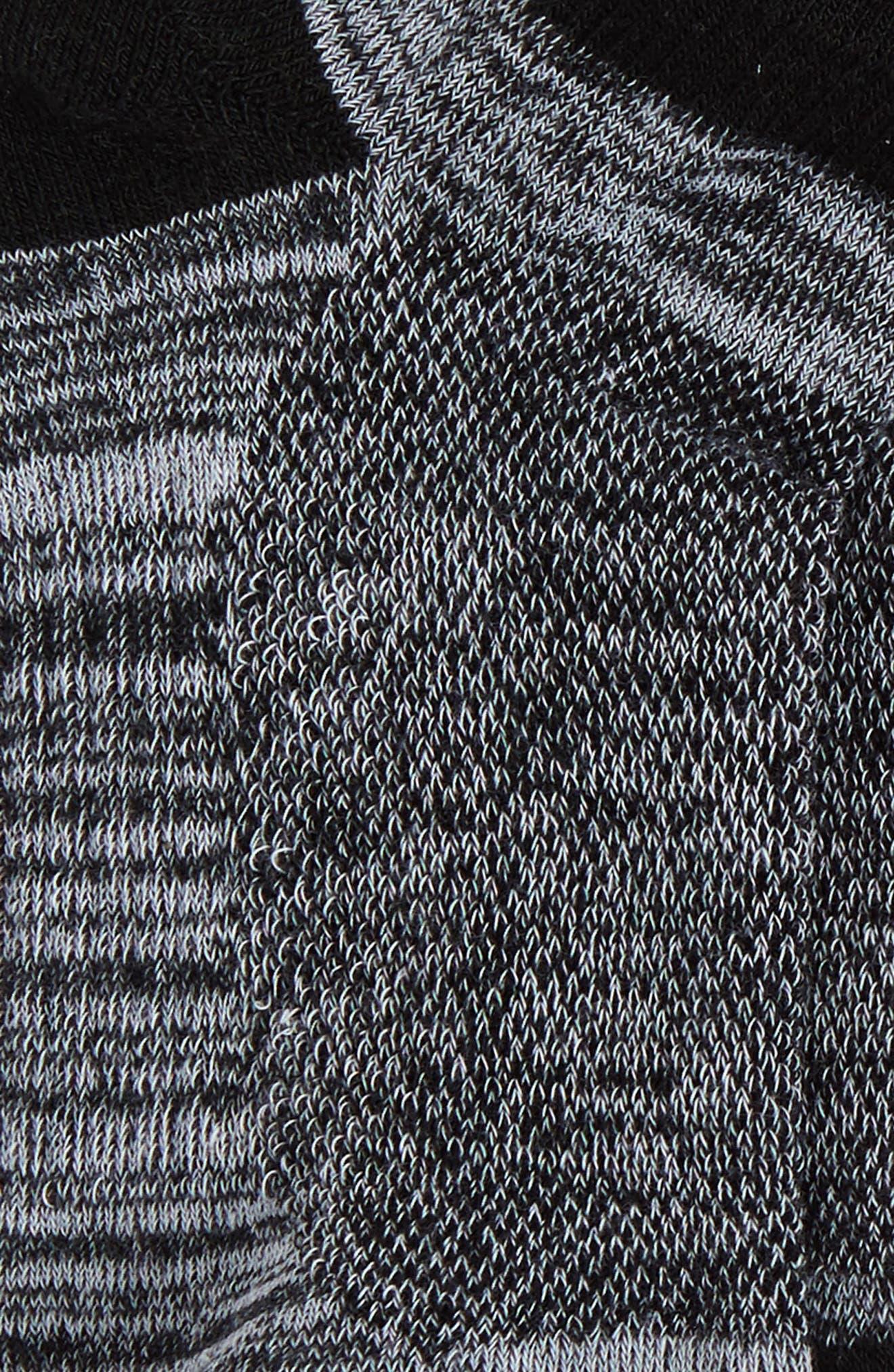 Alternate Image 2  - Zella 3-Pack Running Socks
