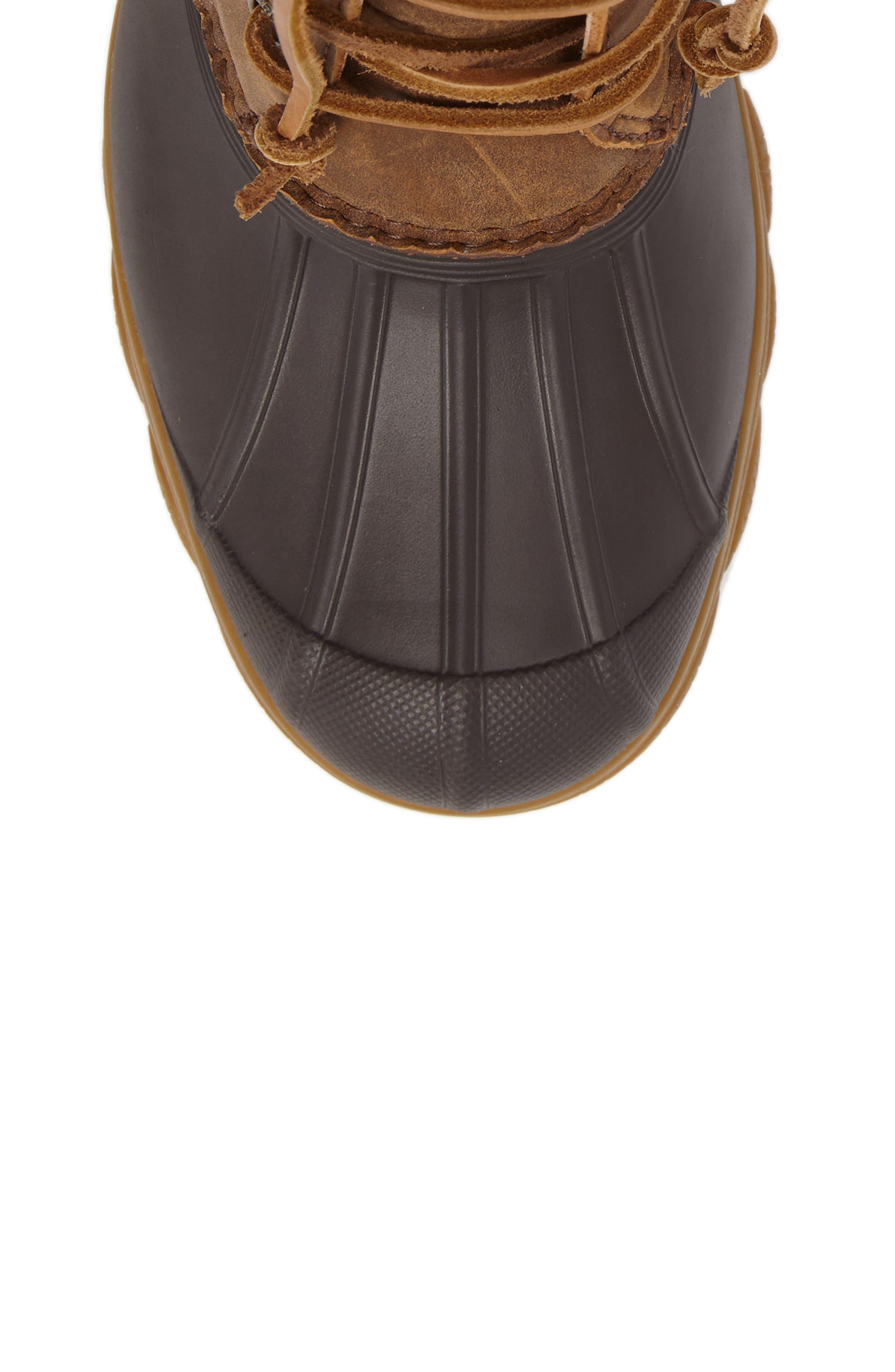 Alternate Image 5  - Sperry Saltwater Wedge Reeve Waterproof Boot (Women)