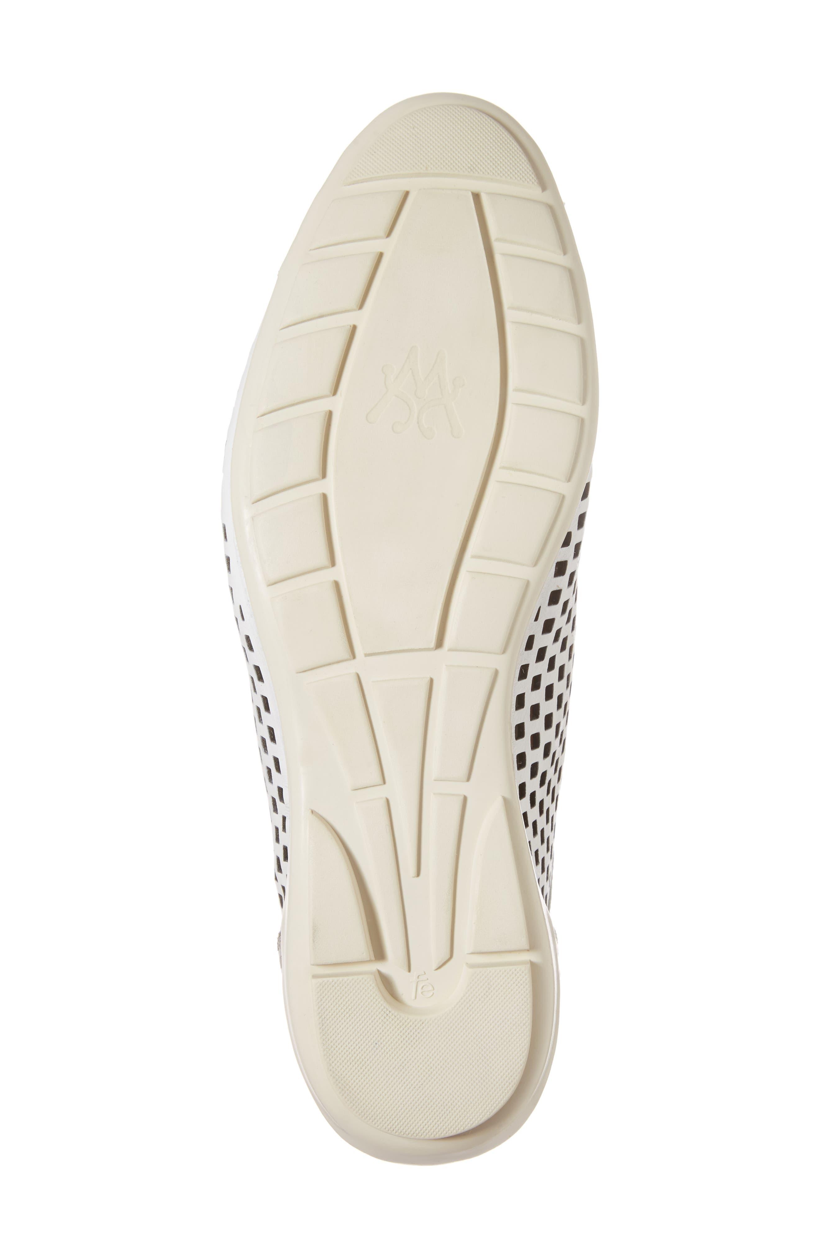 Scharf Sneaker,                             Alternate thumbnail 6, color,                             Bone