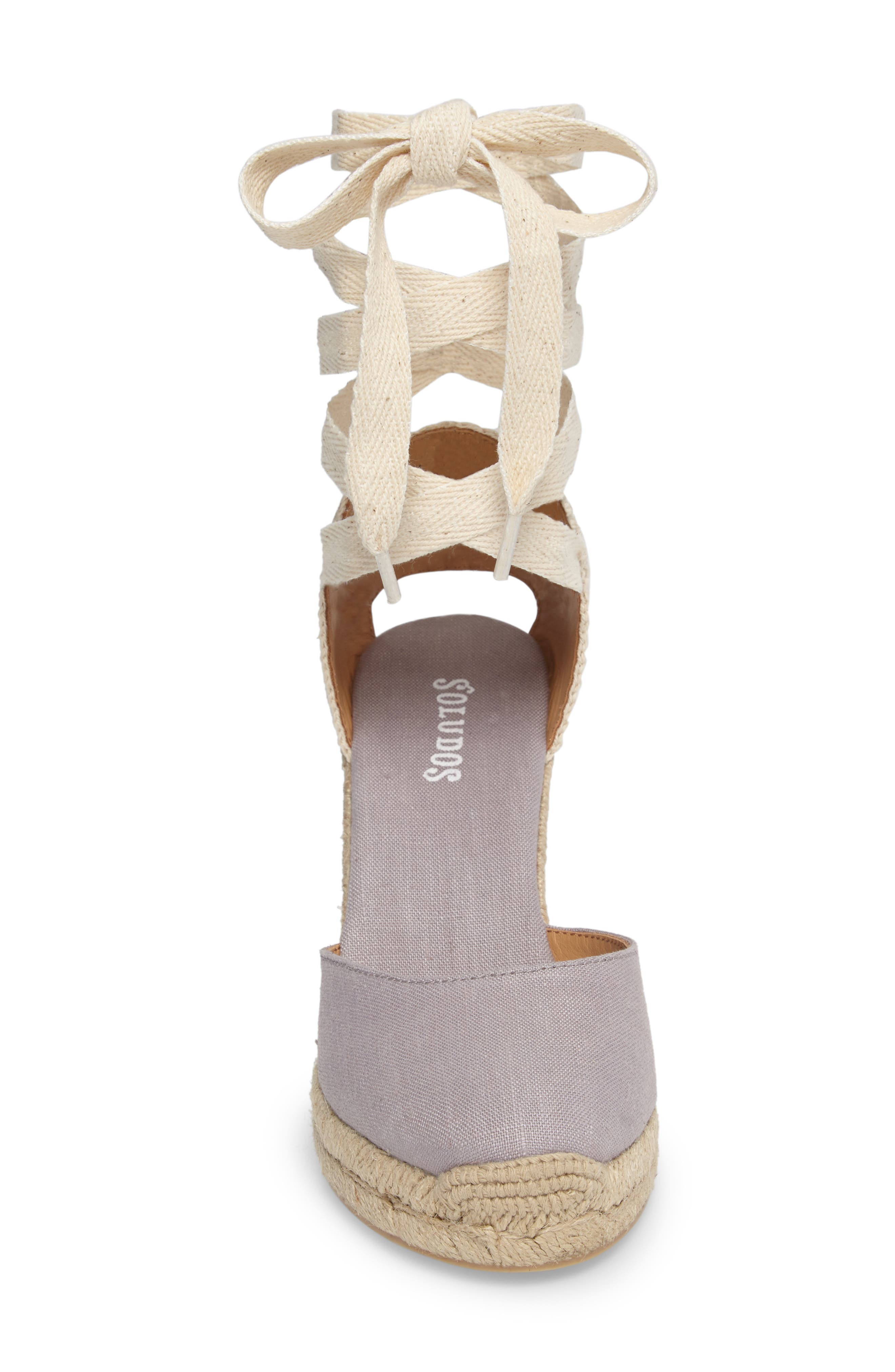 Alternate Image 4  - Soludos Tall Wedge Espadrille (Women)