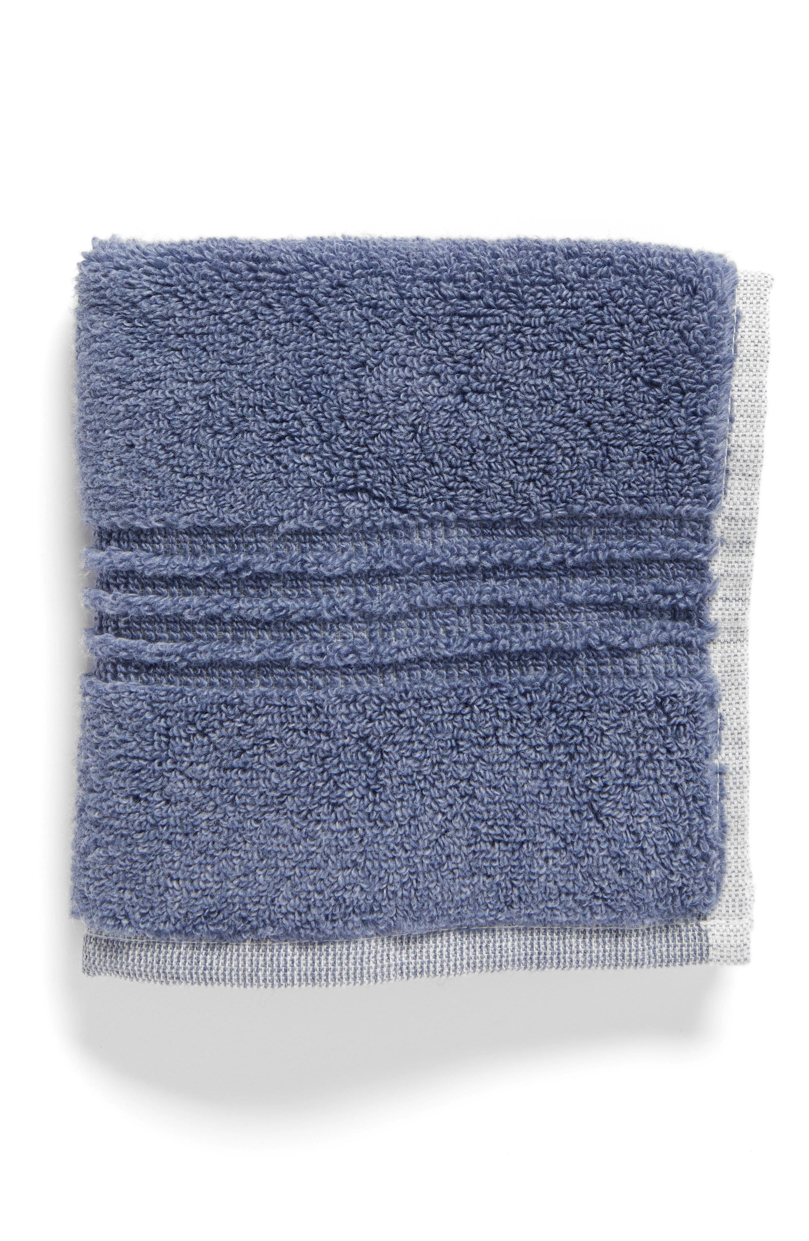 Nordstrom at Home Organic Hydrocotton Heathered Washcloth (2 for $17)