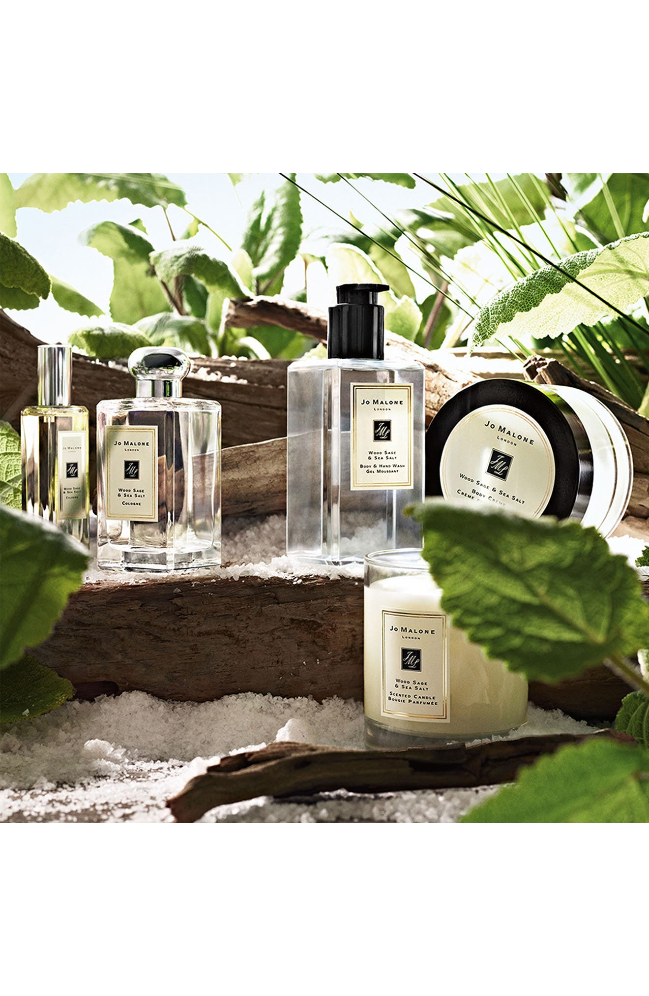 Alternate Image 6  - Jo Malone London™ Wood Sage & Sea Salt Cologne
