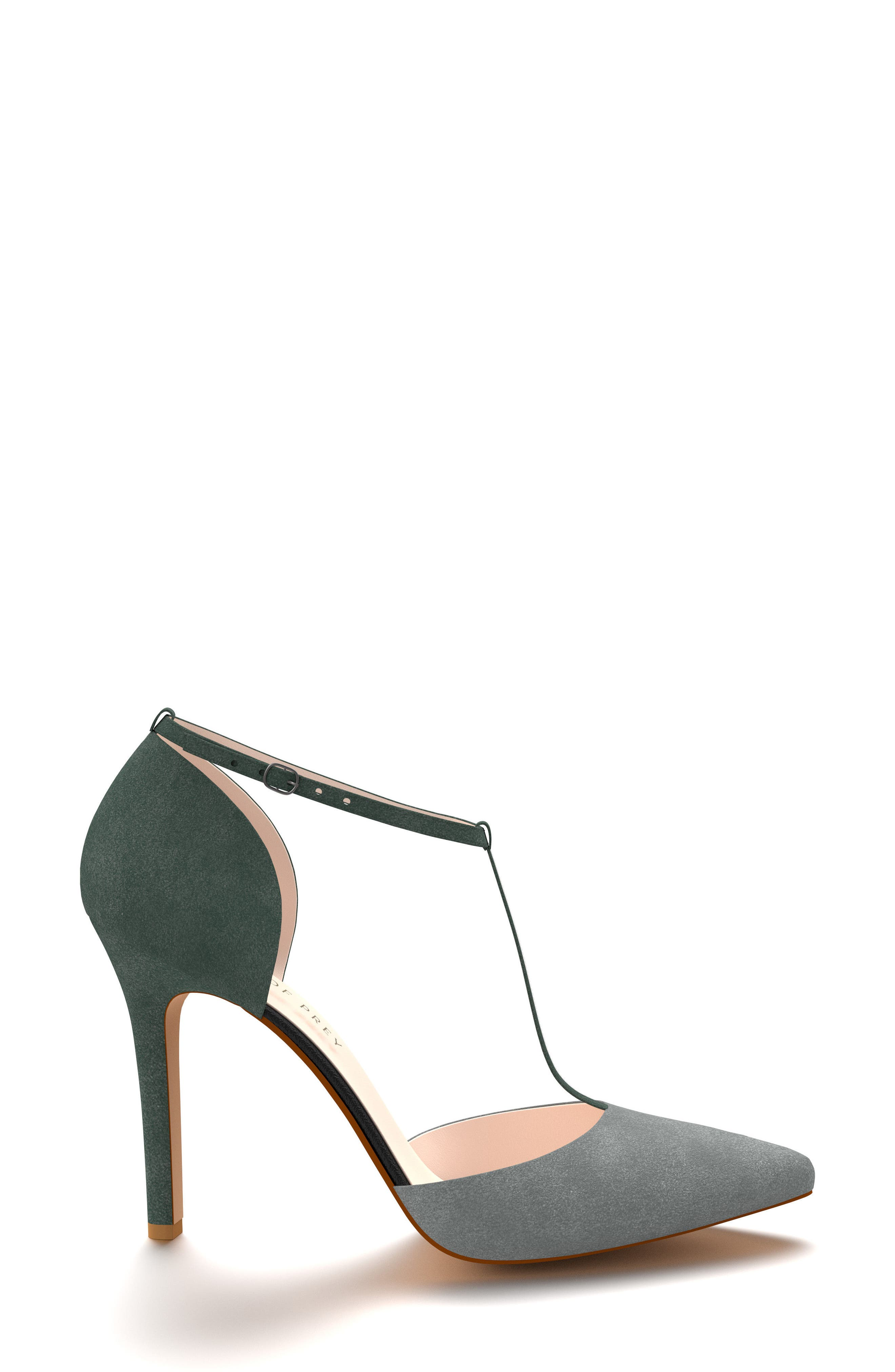Alternate Image 2  - Shoes of Prey d'Orsay T-Strap Pump (Women)