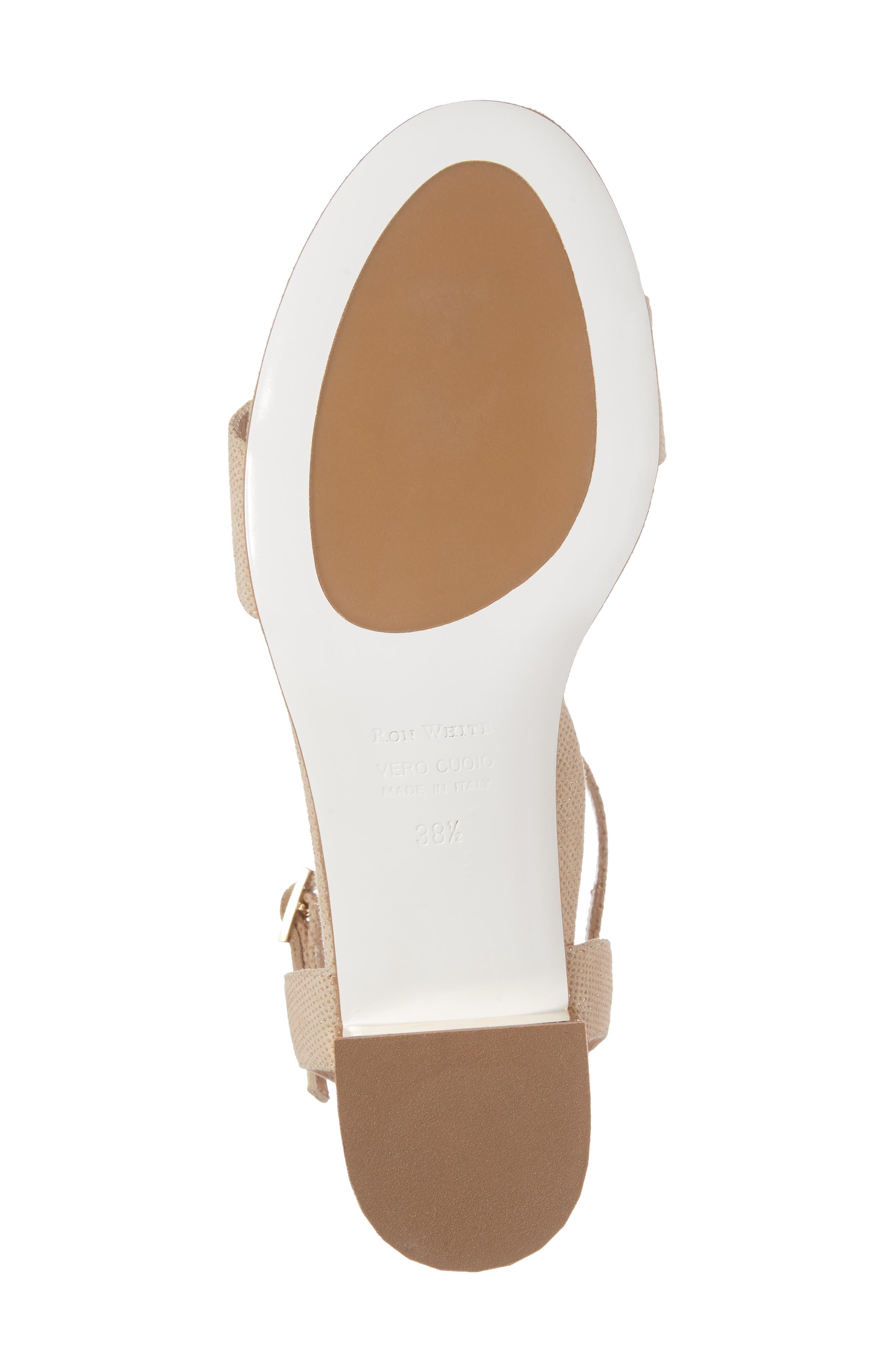 Alternate Image 6  - Ron White Esme T-Strap Sandal (Women)