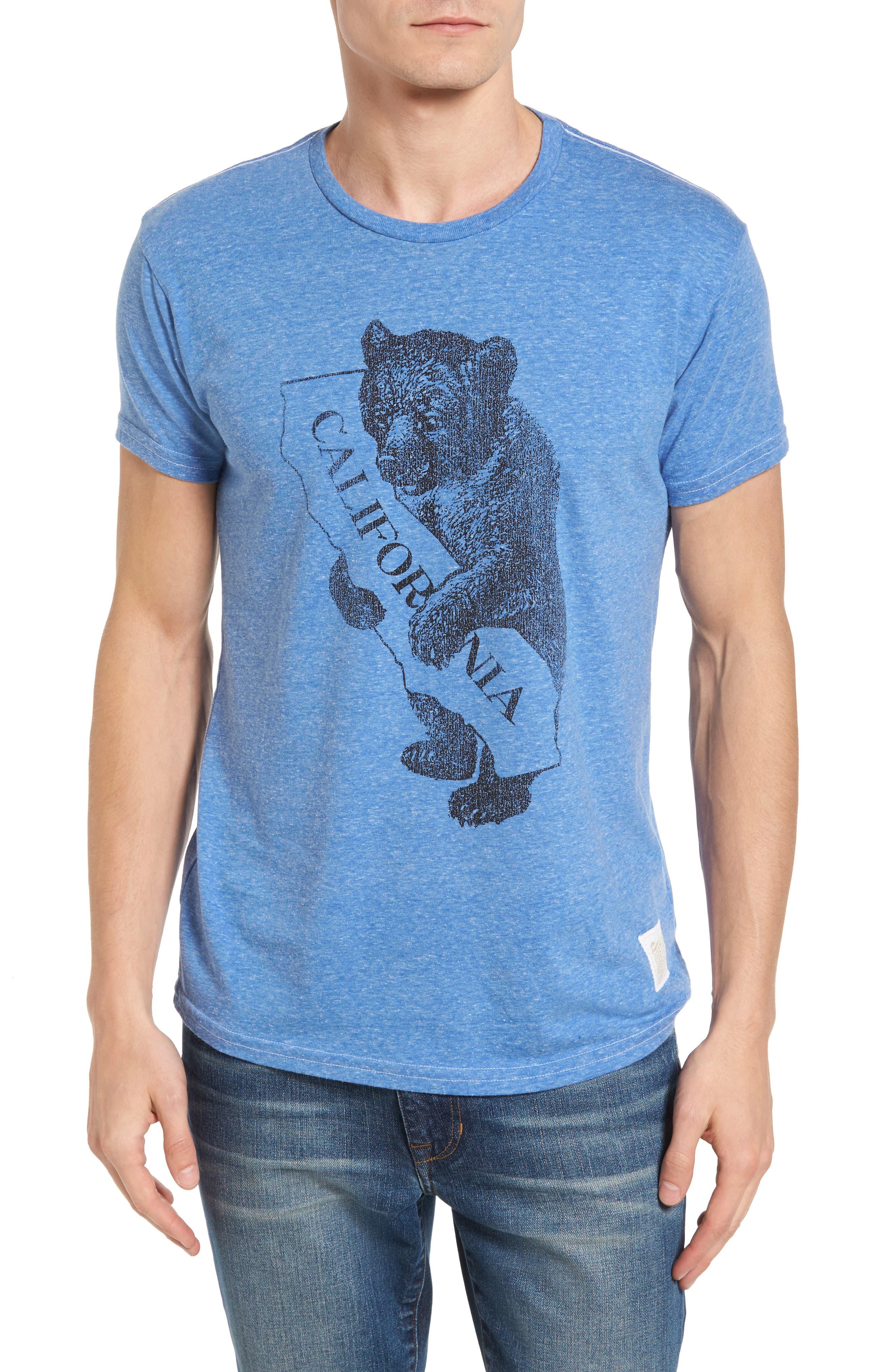 Retro Brand California Republic T-Shirt