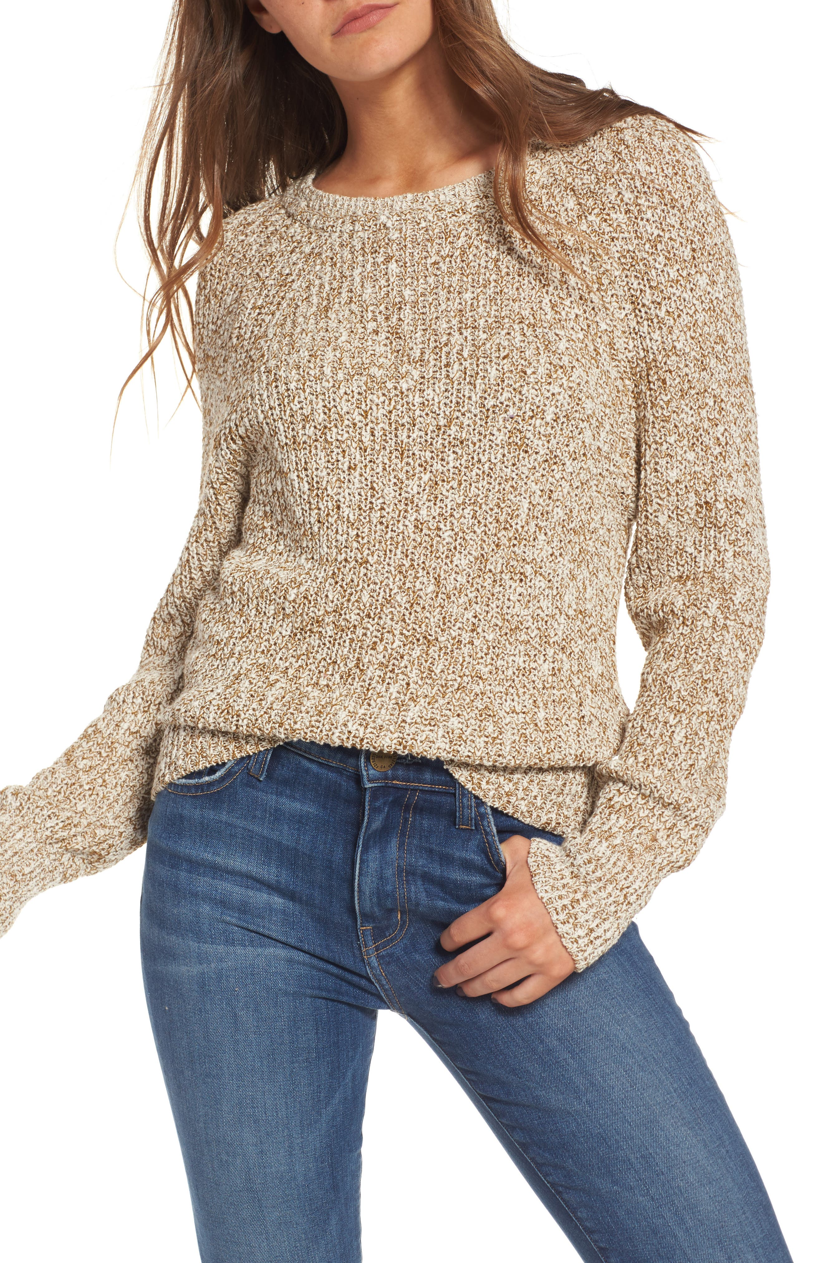 Alternate Image 1 Selected - Free People Electric City Pullover Sweater