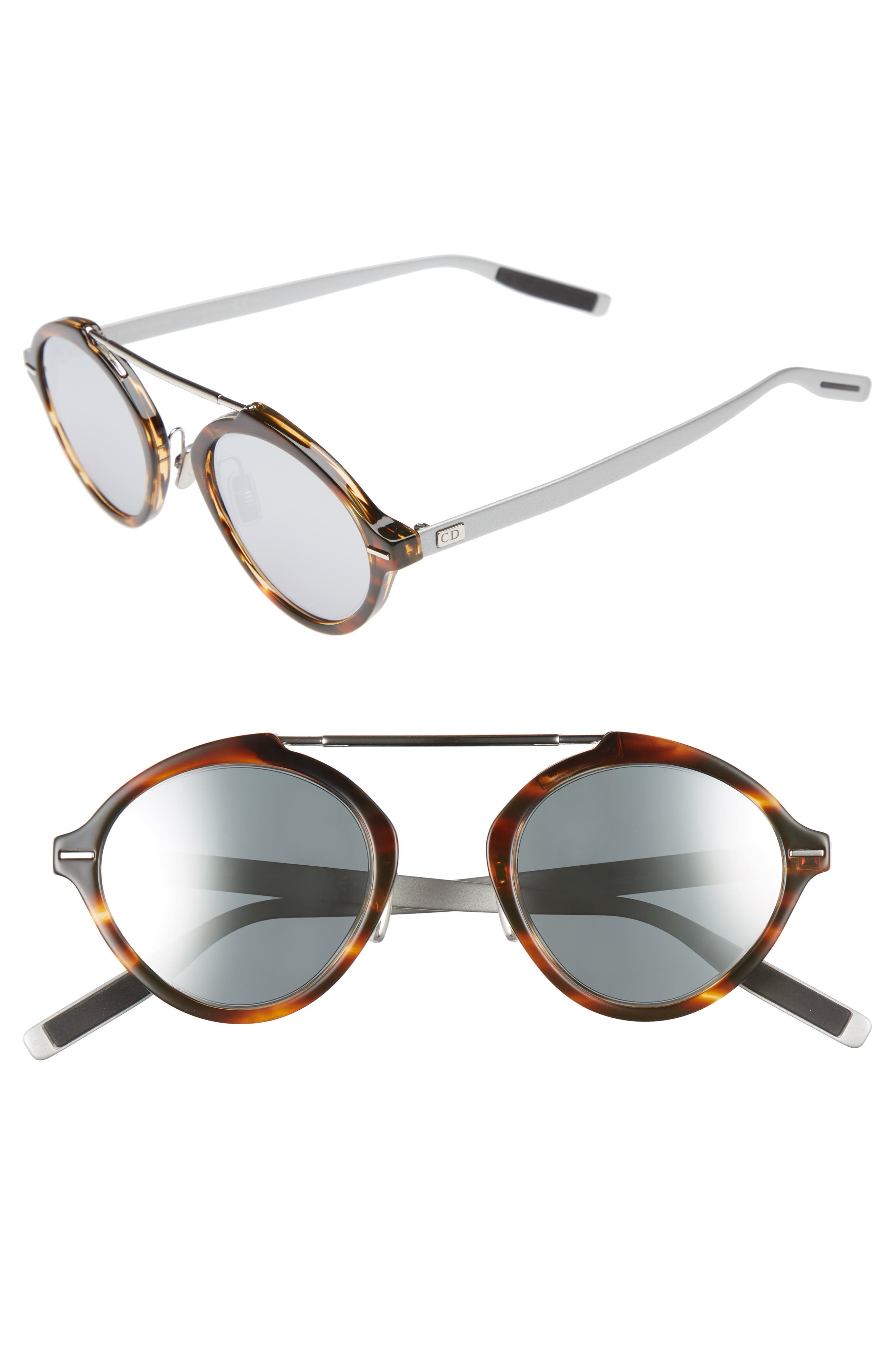 Main Image - Dior Homme System 49mm Sunglasses
