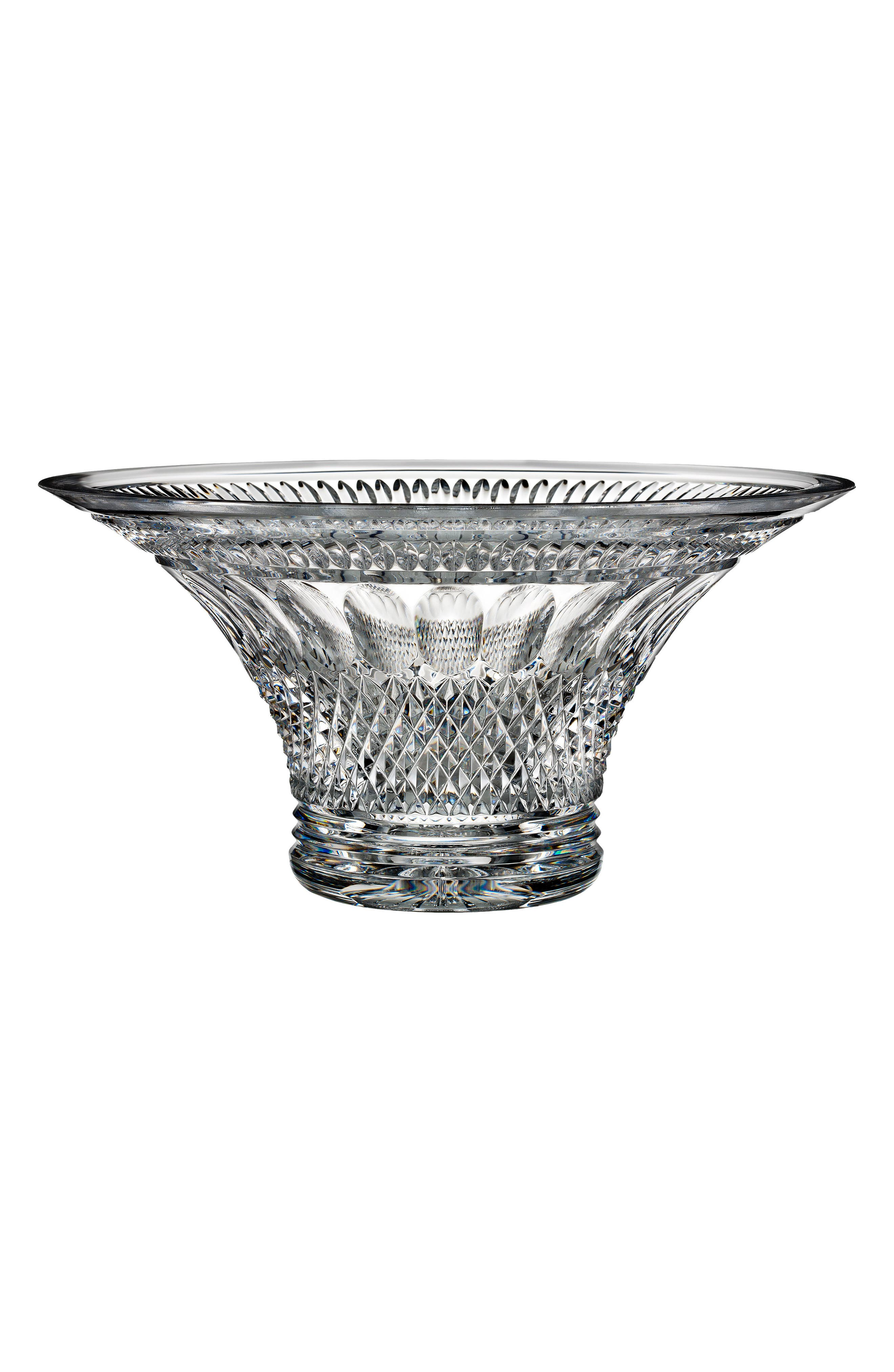 Colleen Lead Crystal Bowl,                         Main,                         color, Crystal