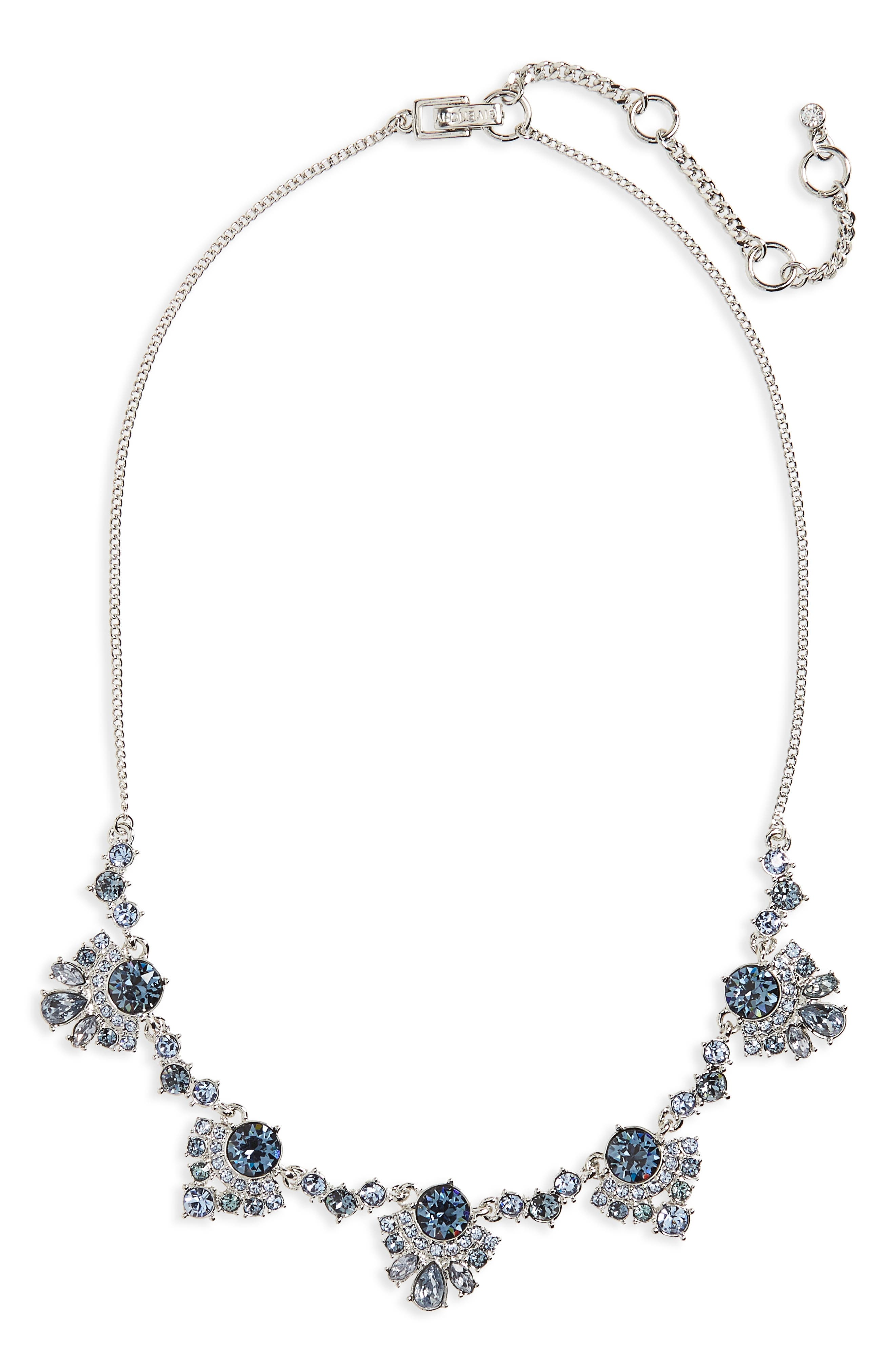 GIVENCHY Verona Frontal Necklace