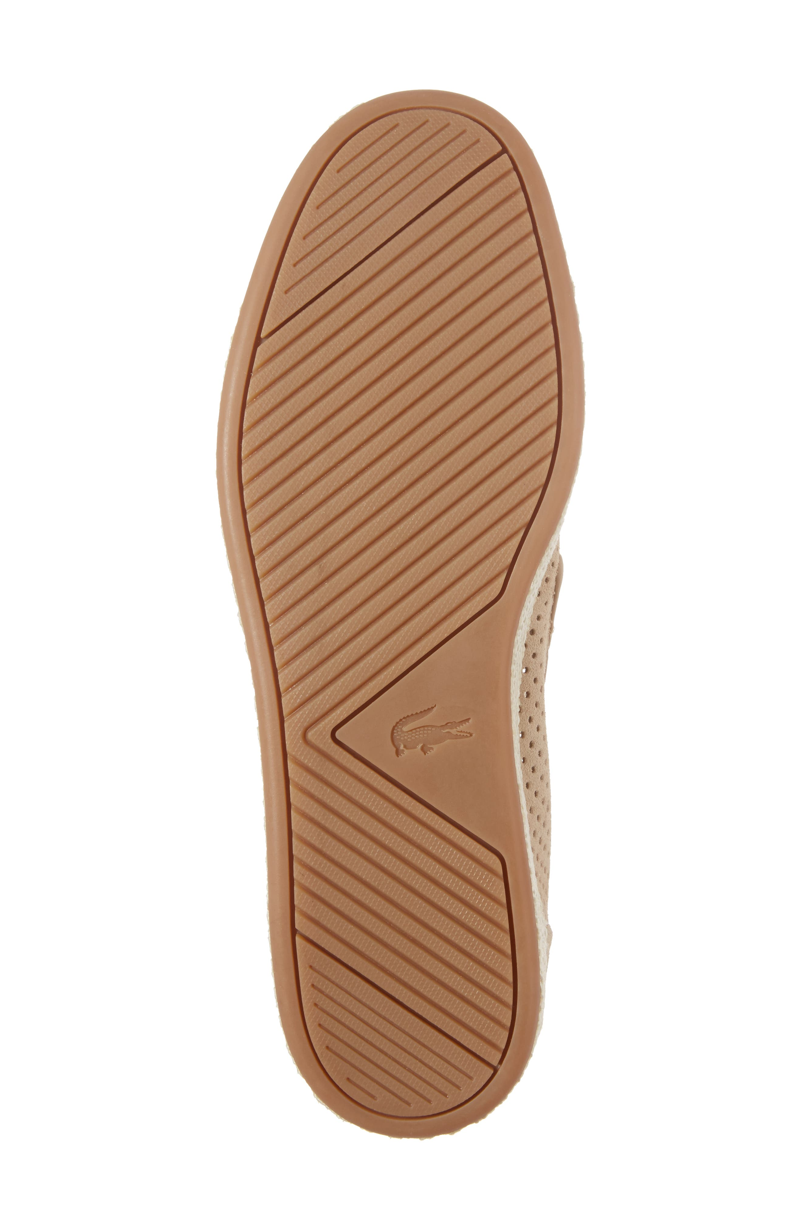 Tombre Slip-On,                             Alternate thumbnail 6, color,                             Natural Suede