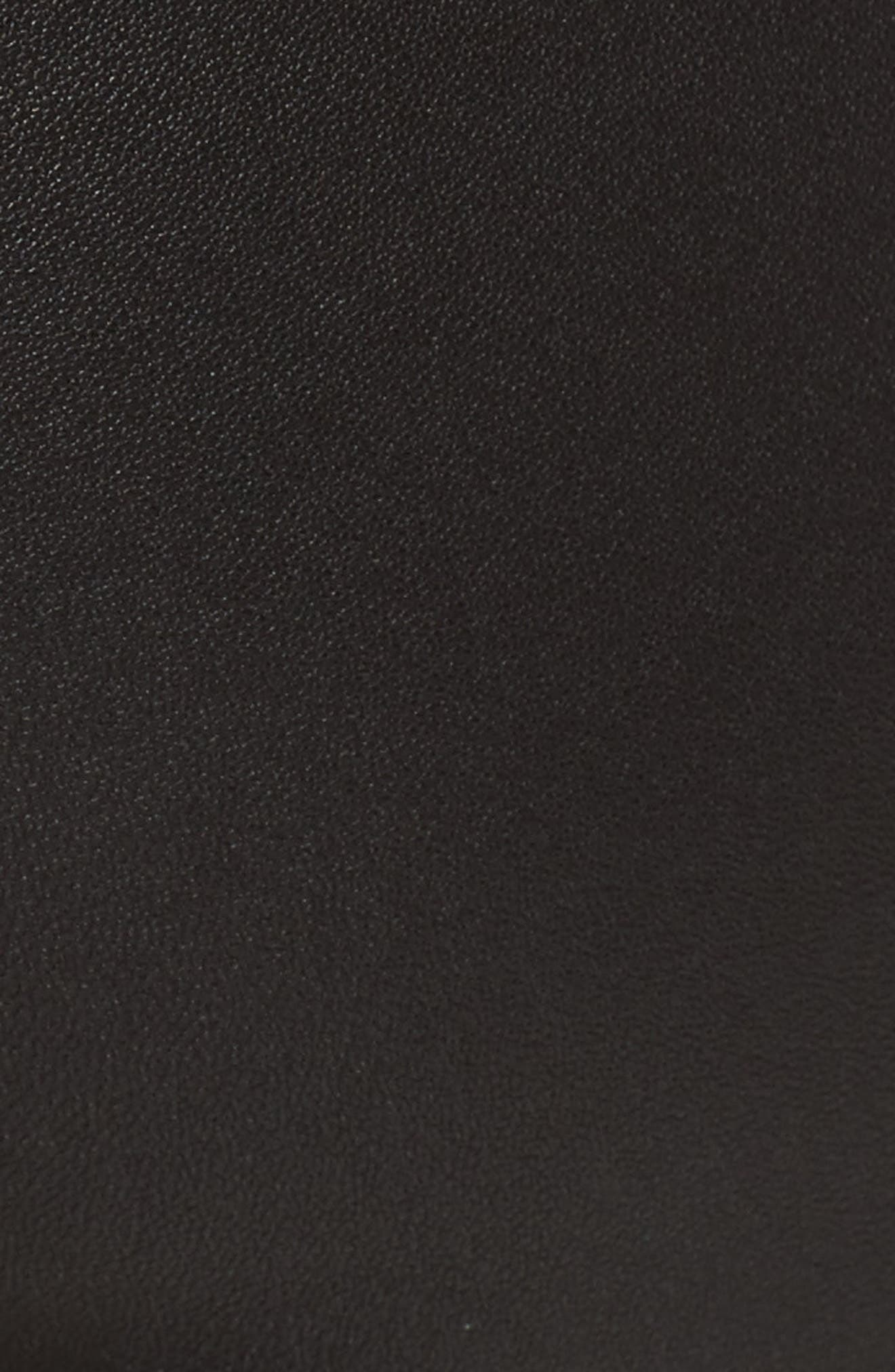 Alternate Image 3  - Belstaff Gazelle Leather Leggings