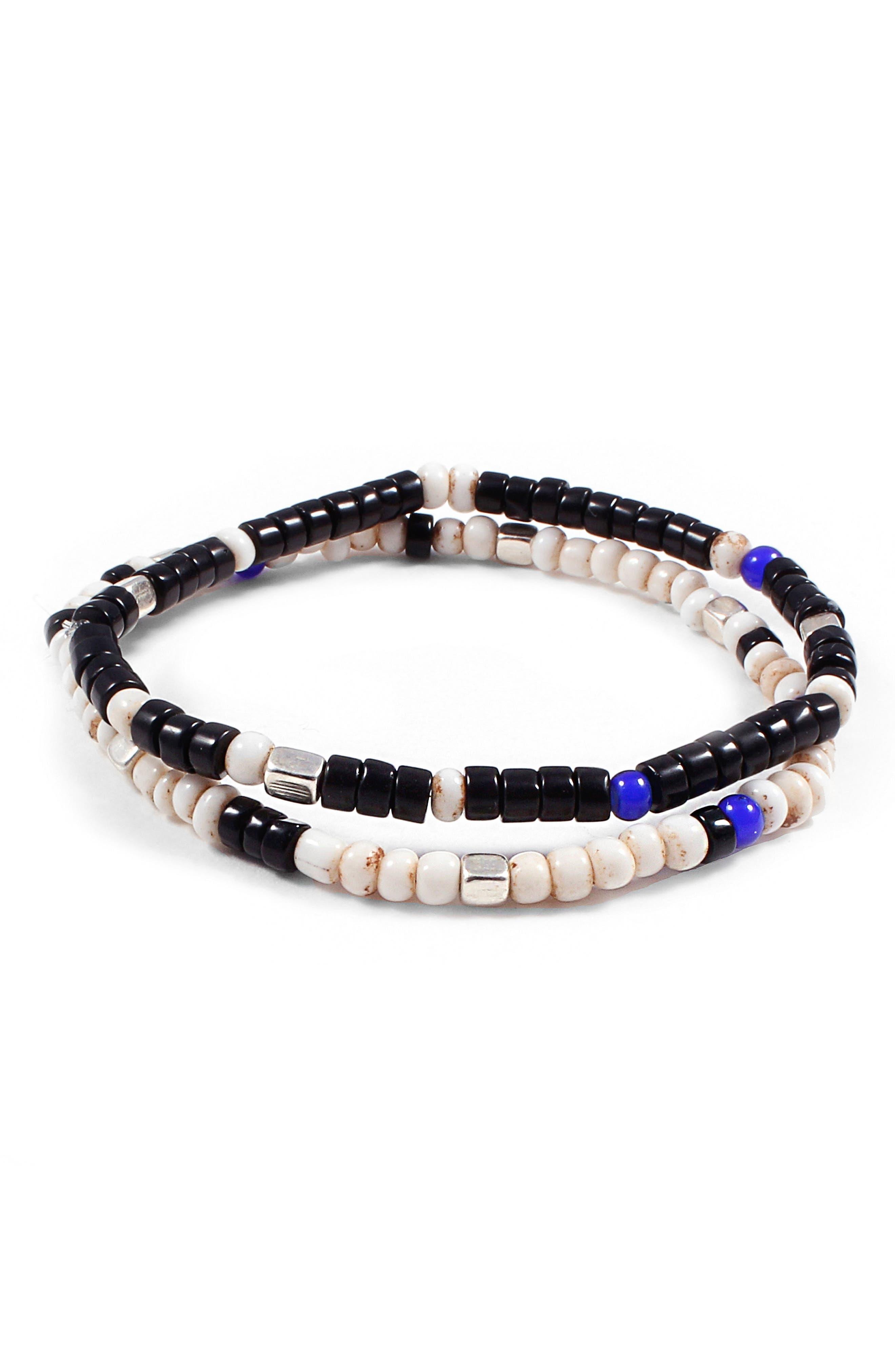 George Frost Essaouira Bracelet Set