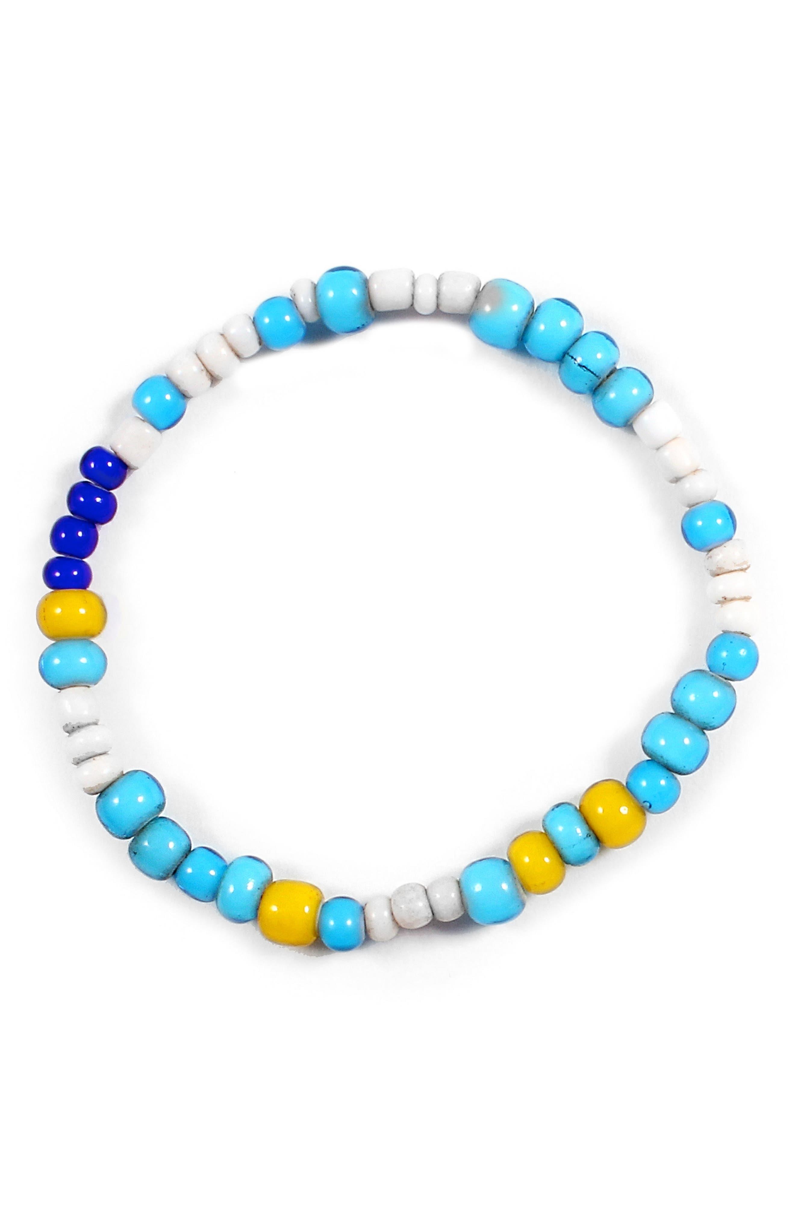 George Frost Calm Morse Bracelet