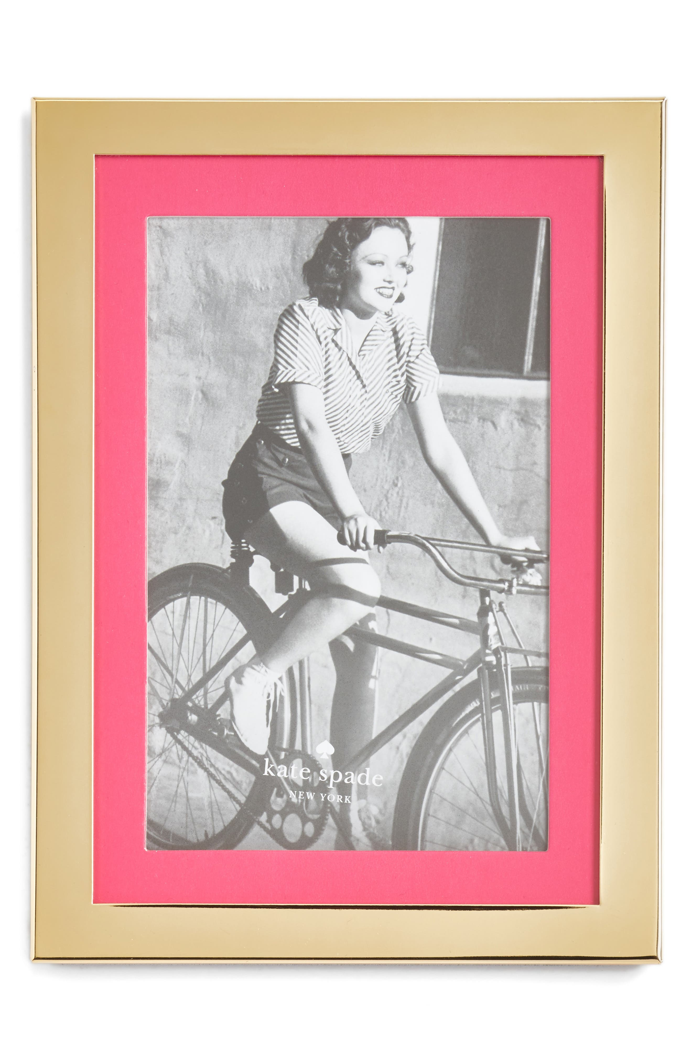 kate spade new york metal picture frame