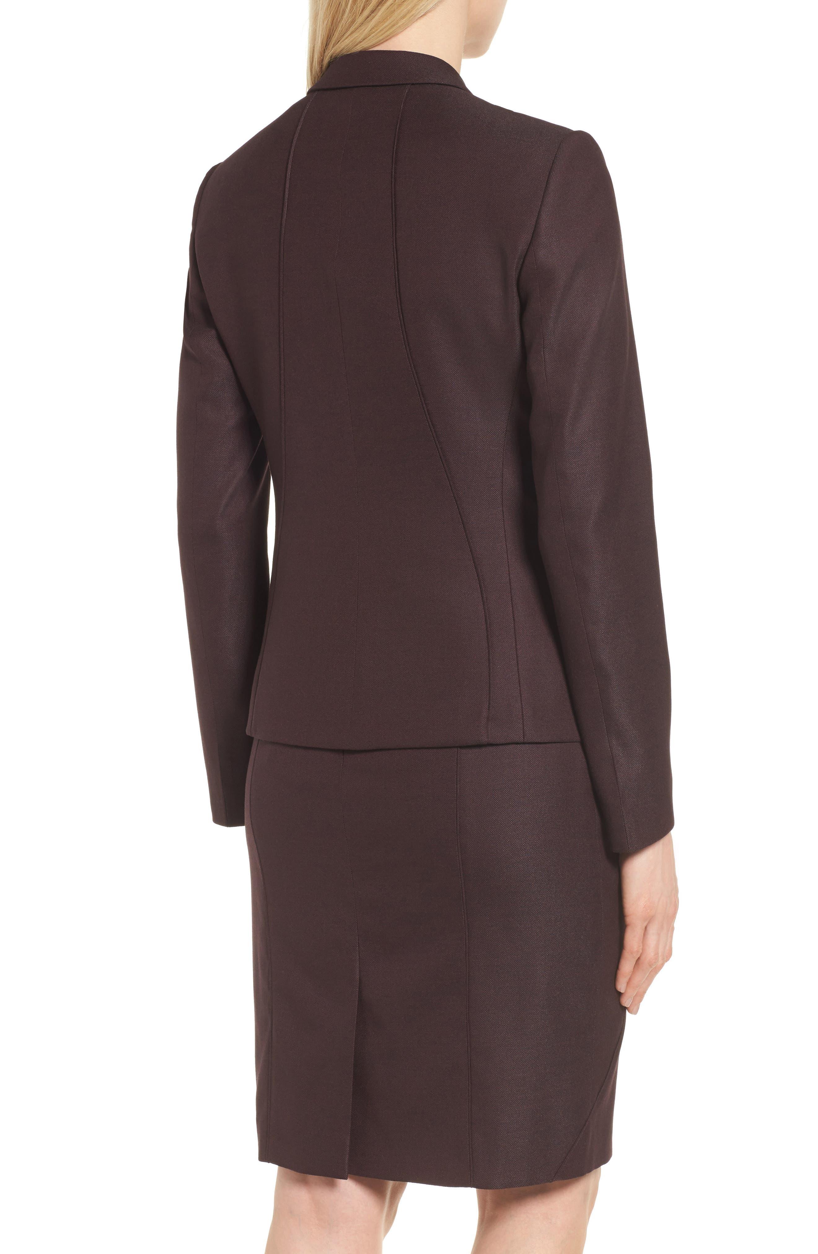 Alternate Image 3  - BOSS Jenesa Suit Jacket