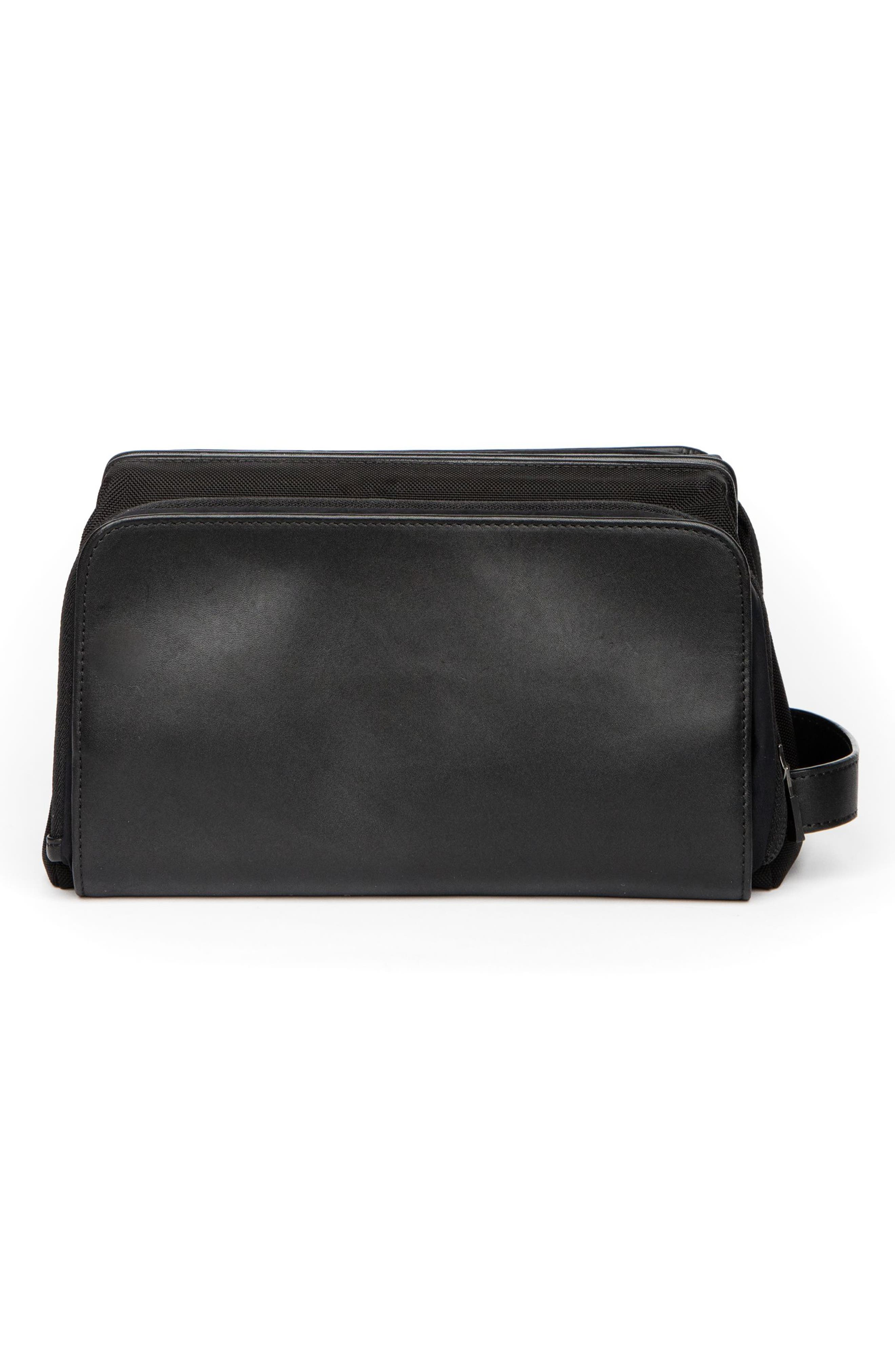 Alternate Image 5  - hook + ALBERT Leather Travel Kit